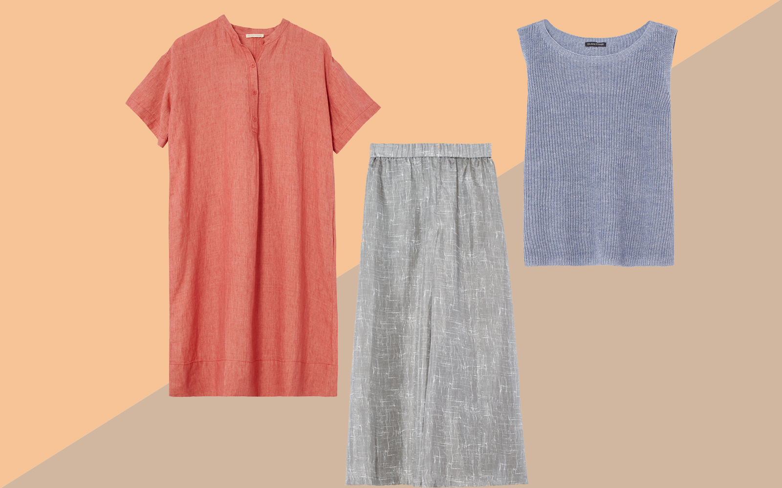 Eileen Fisher Collage Tout