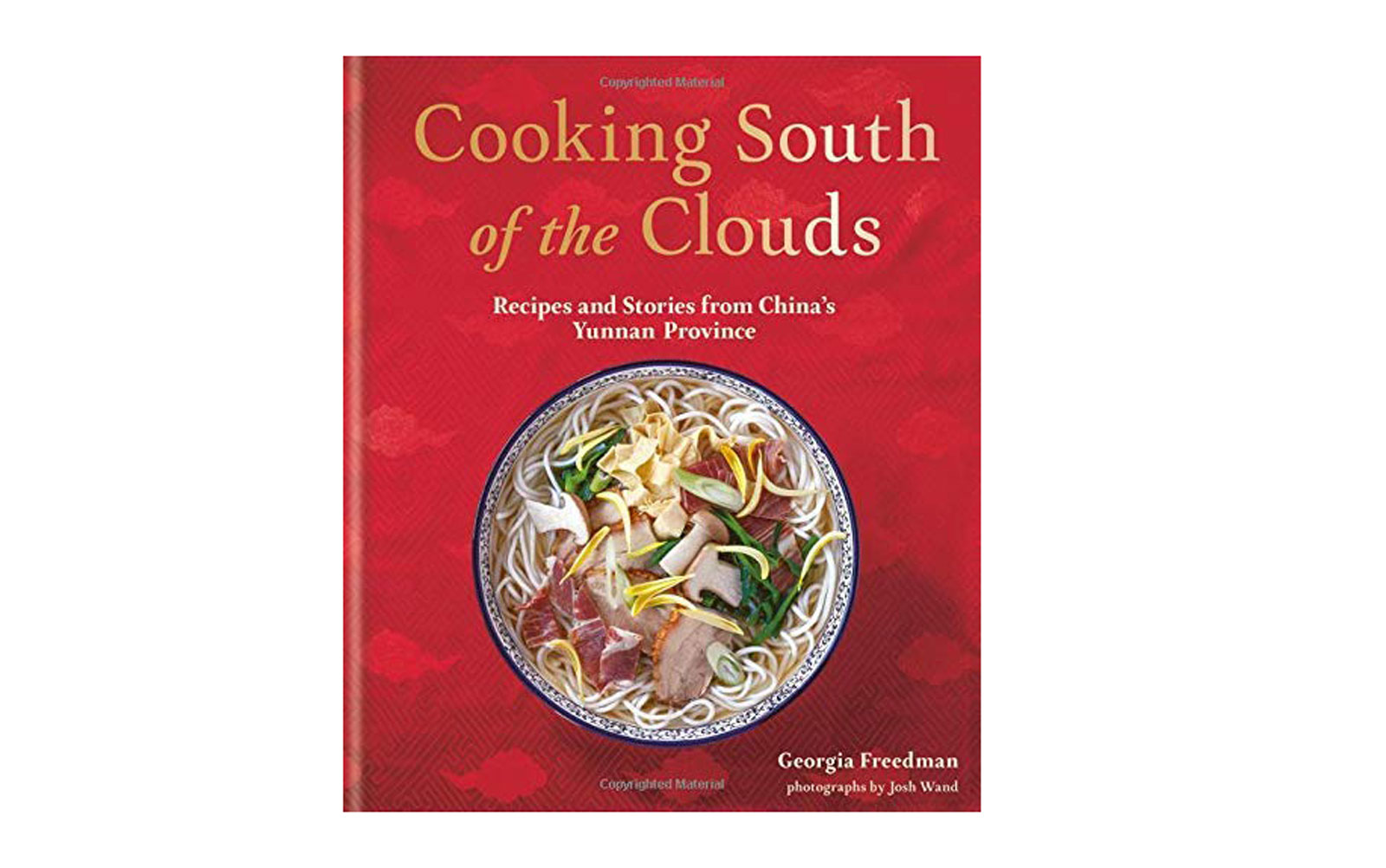 Cooking South of the Clouds Cookbook