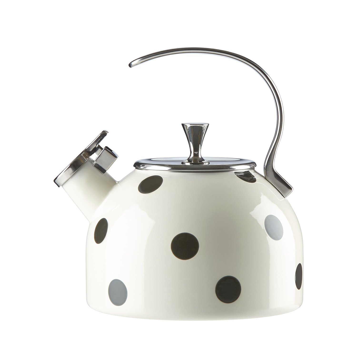 Deco Dotted Tea Pot
