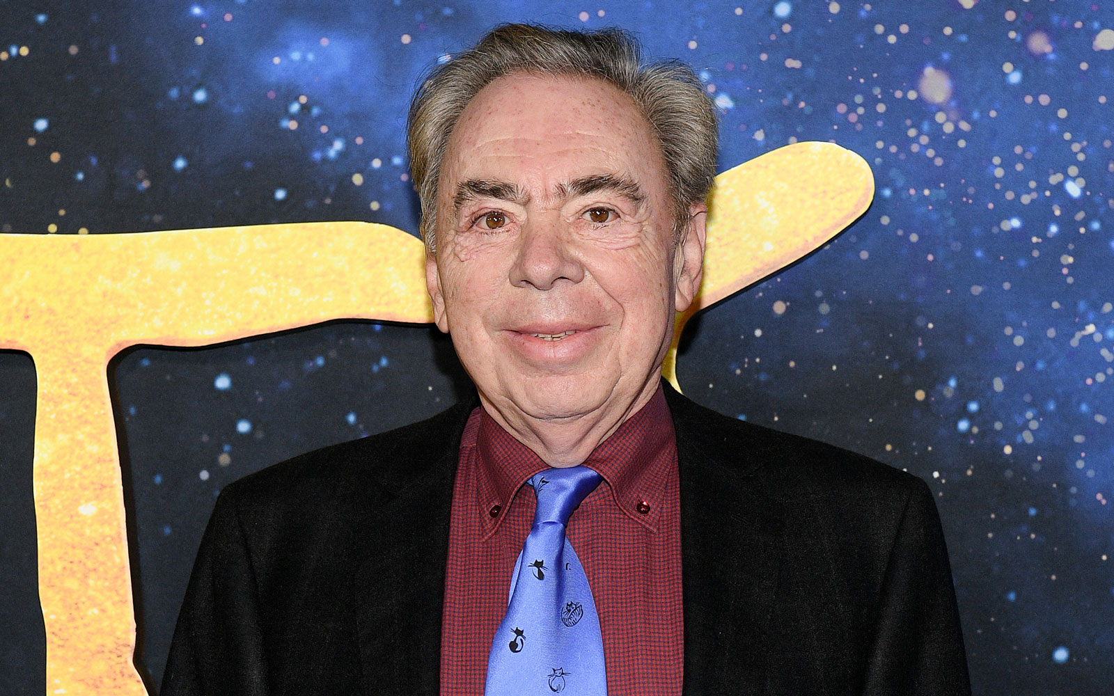 """Andrew Lloyd Webber at """"Cats"""" World Premiere"""