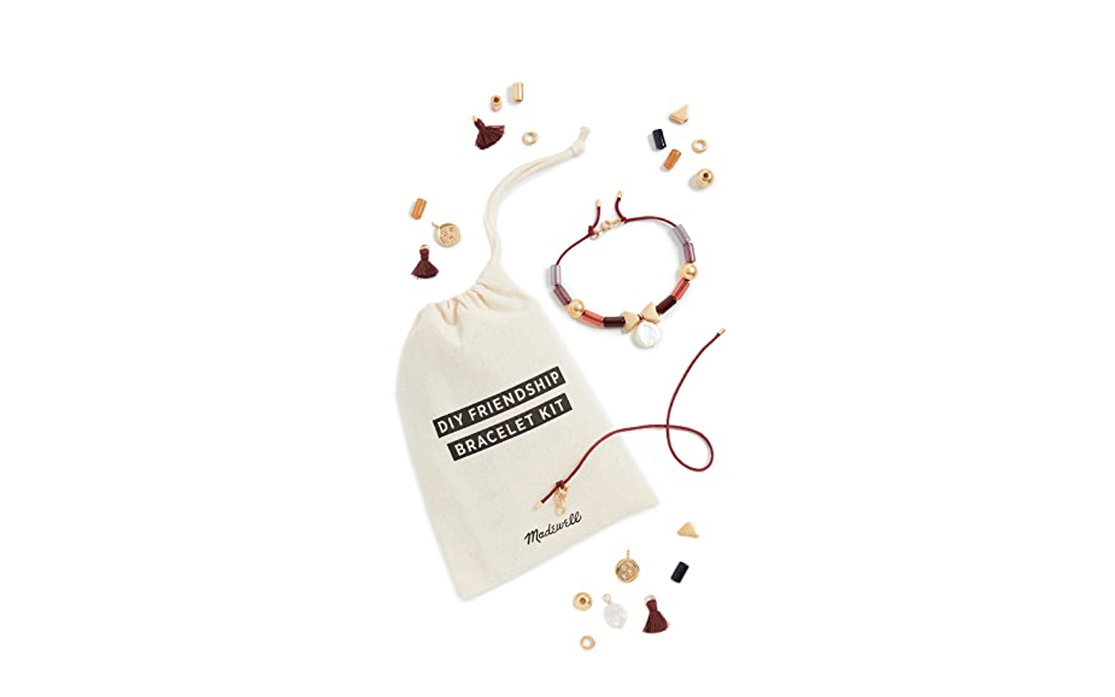 This gift not only provides a fun activity for you and a friend, but it also gives you both a lasting memory of your time spent together.To buy: shopbop.com, $34