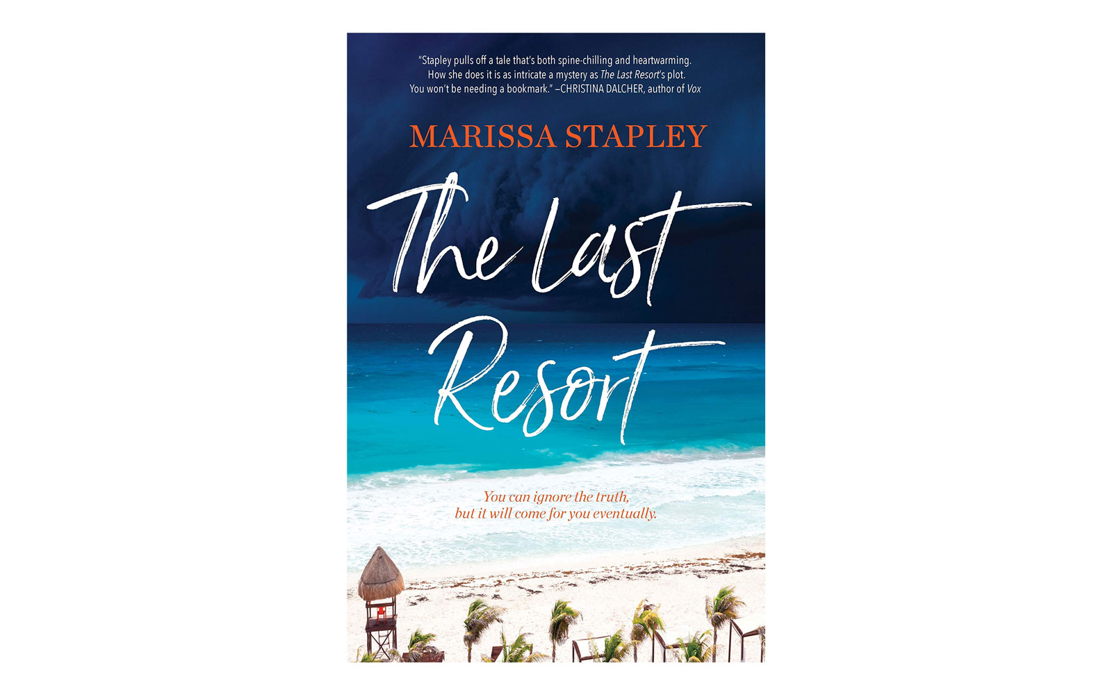 The Last Resort Book