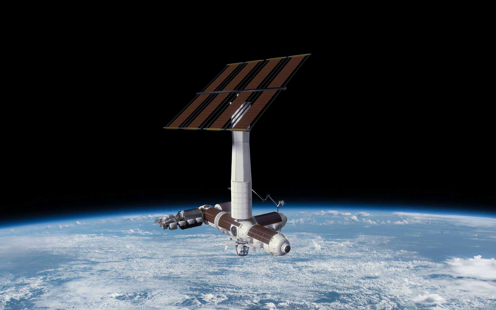 Axiom NASA ISS commercial space