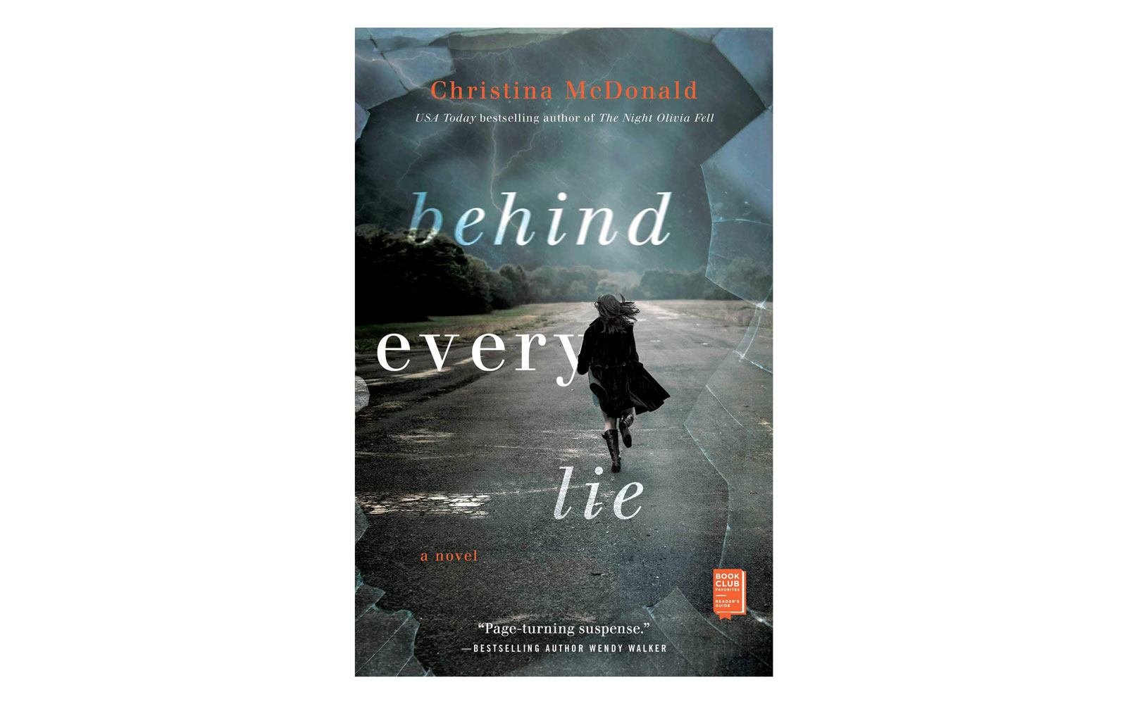 Behind Every Lie book