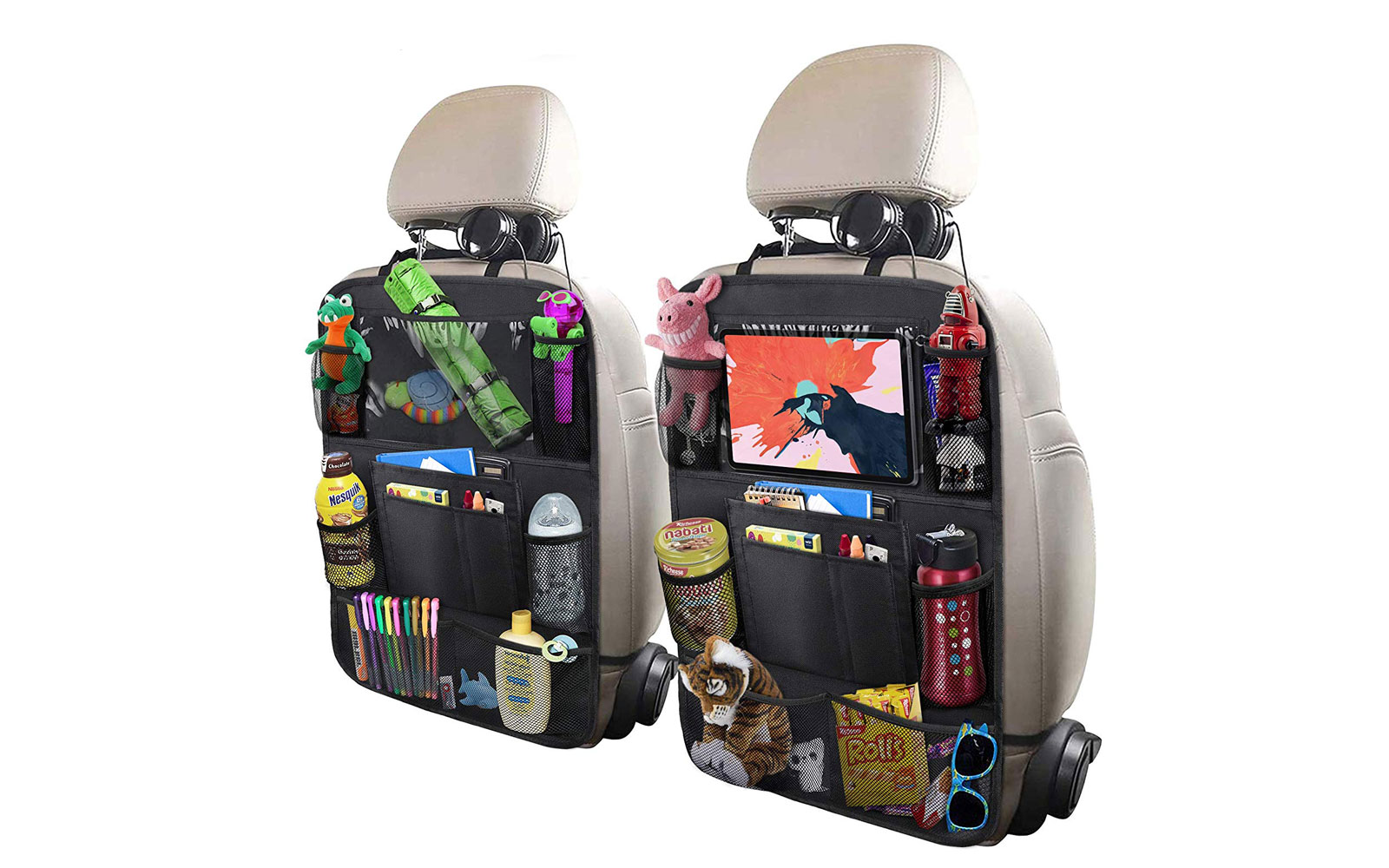 Uleeka Car Backseat Organizer
