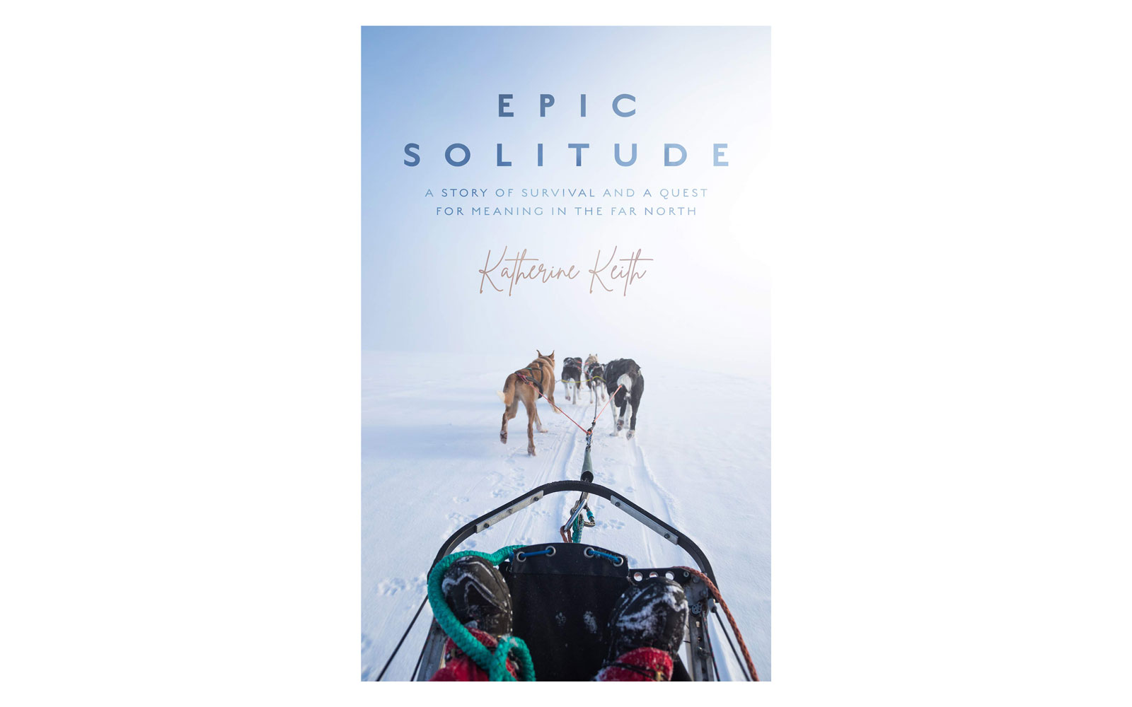 Epic Solitude book