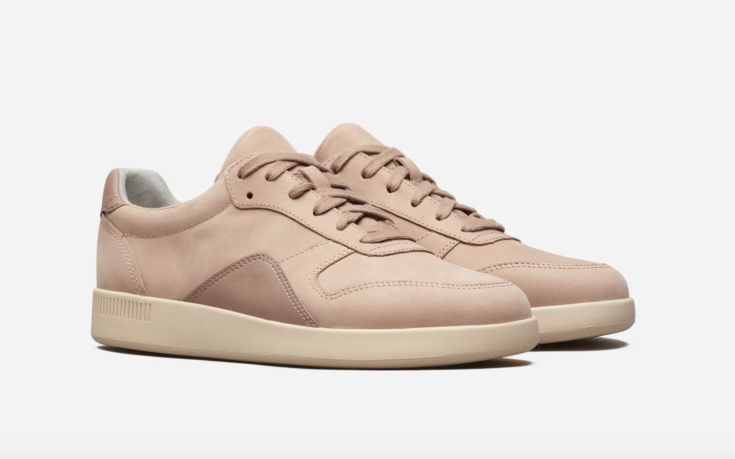 Everlane Court Sneakers Dust Rose