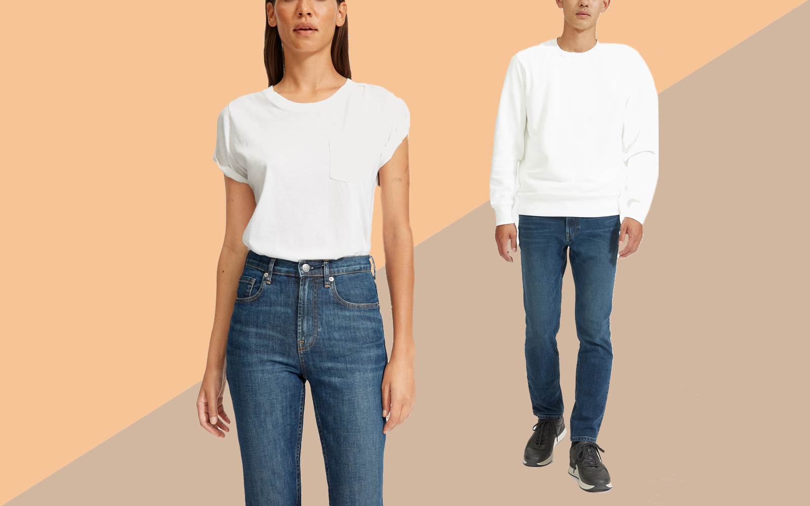 Everlane Jeans Men and Women Tout