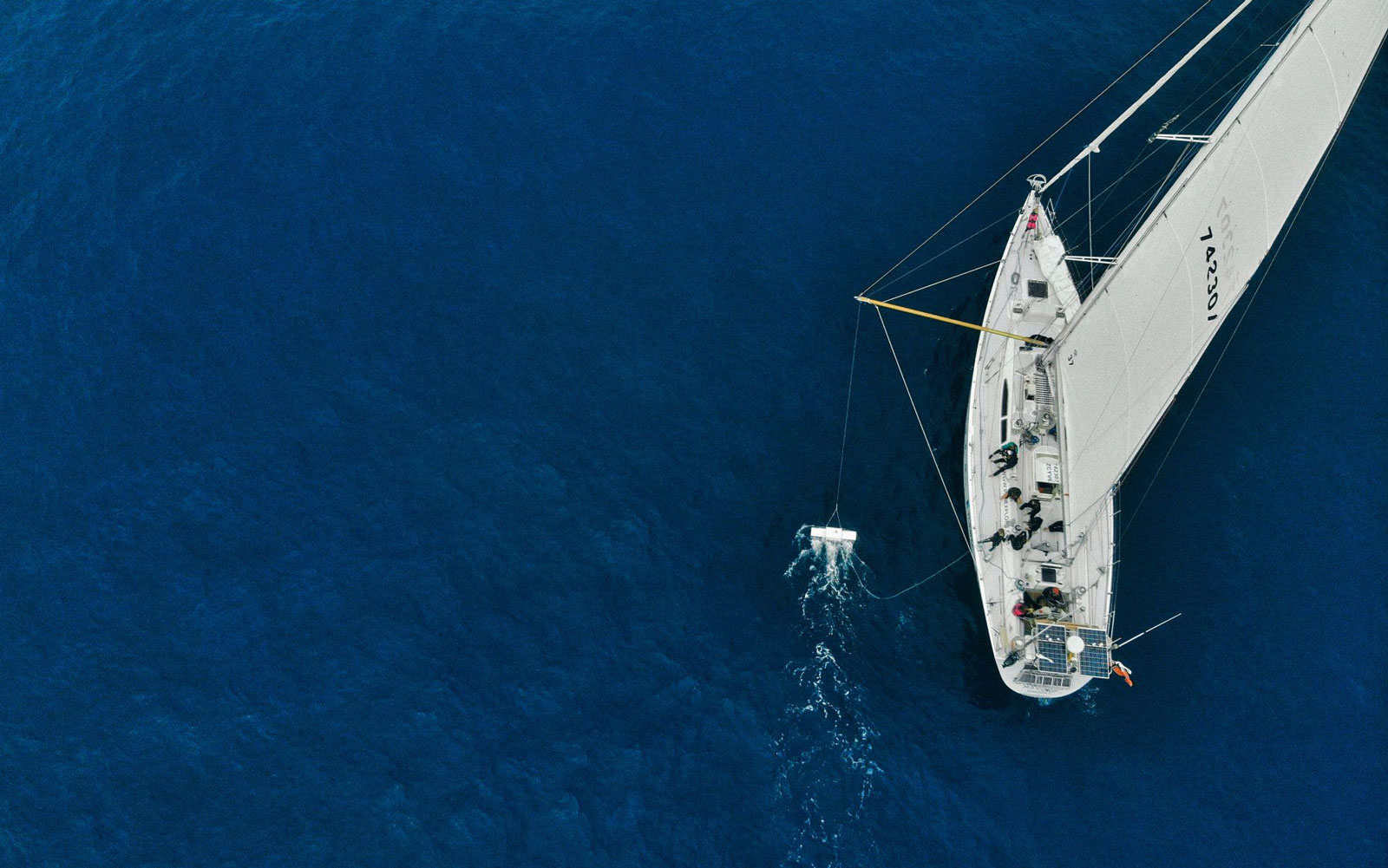 eXXpedition sailboat