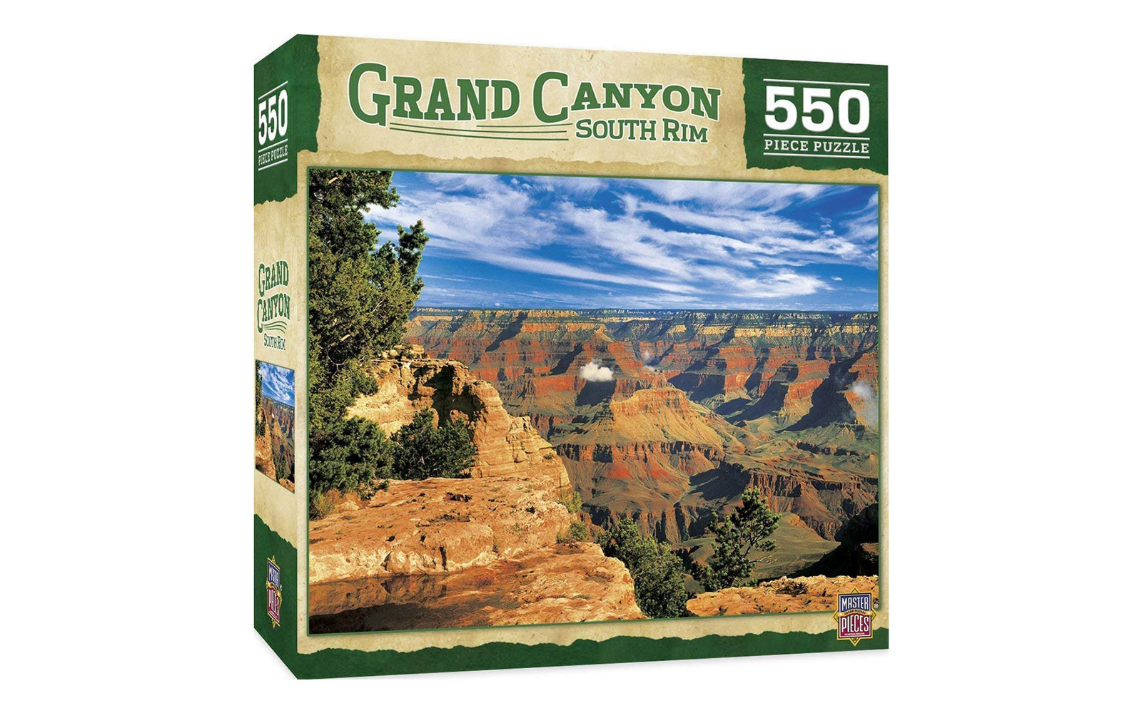 Grand Canyon puzzle