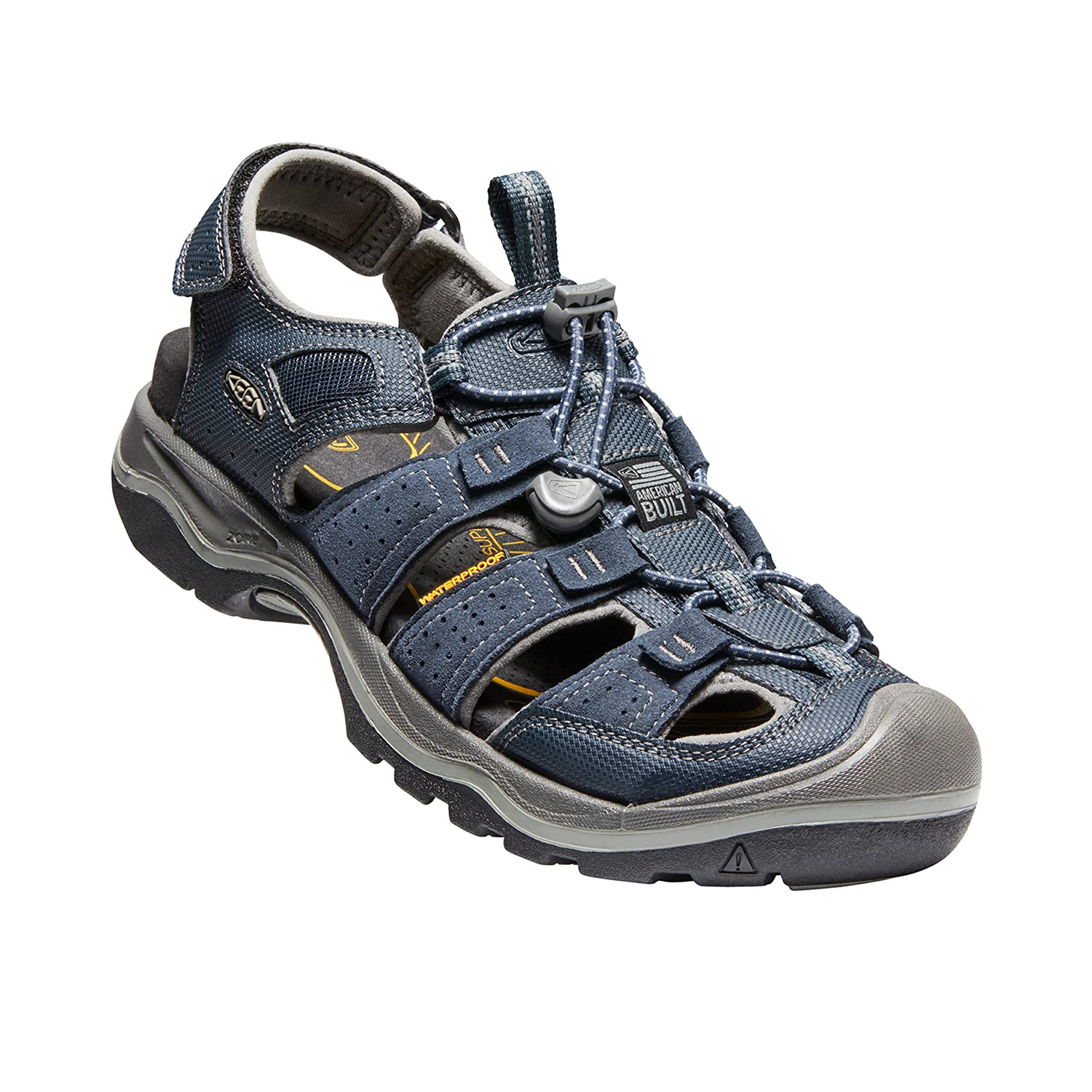 KEEN - Men's Rialto H2 Sandal for the Outdoors