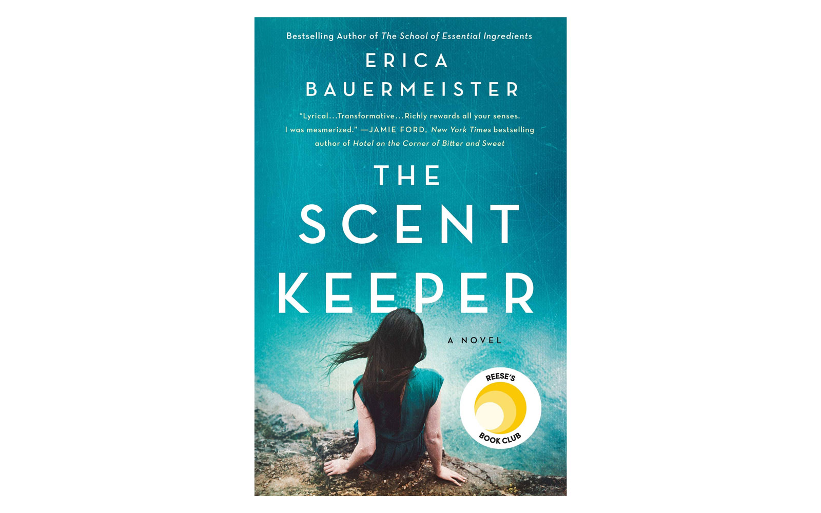 The Scent Keeper Book