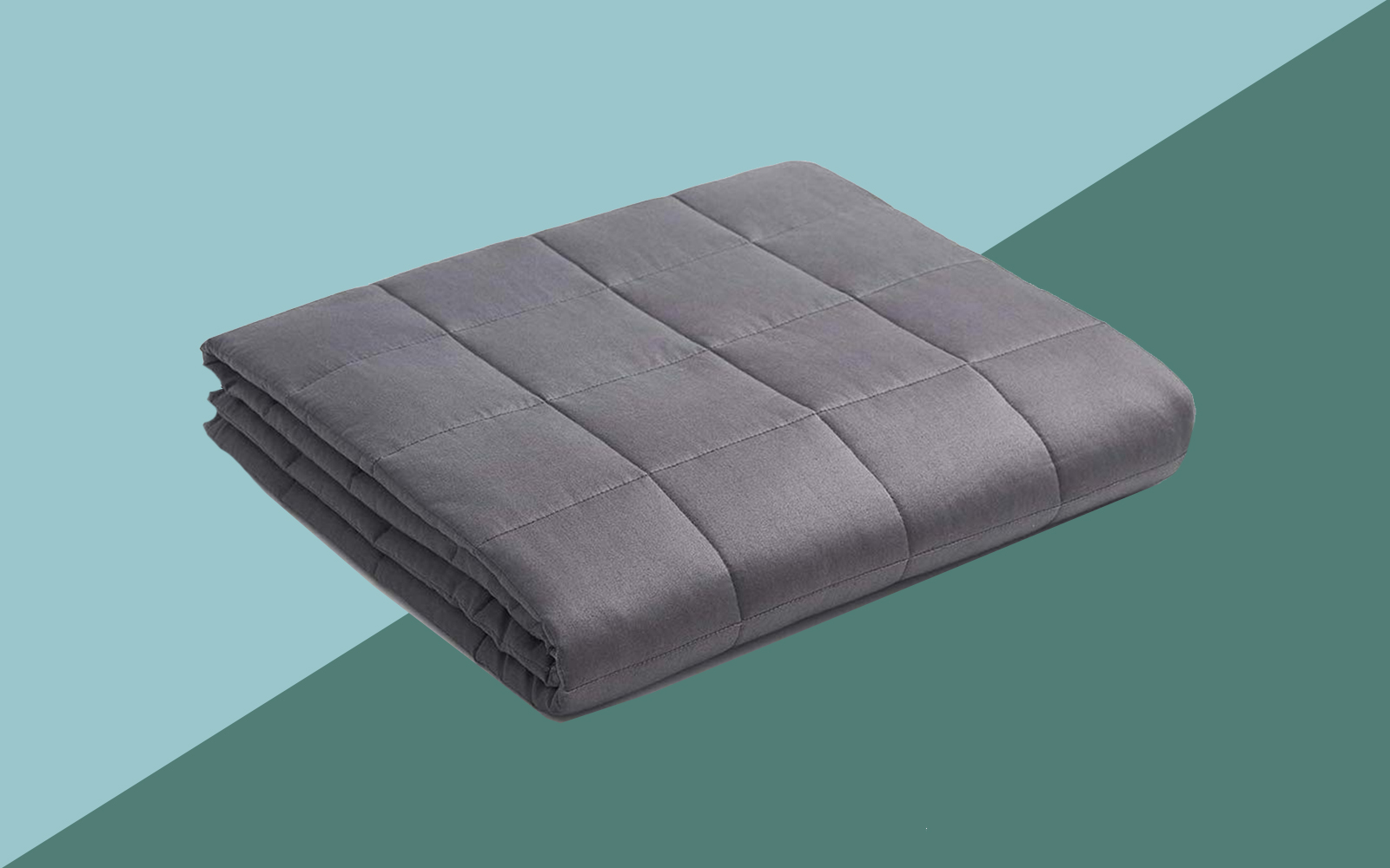 YnM Weighted Blanket for Couple, 20 lbs Tout