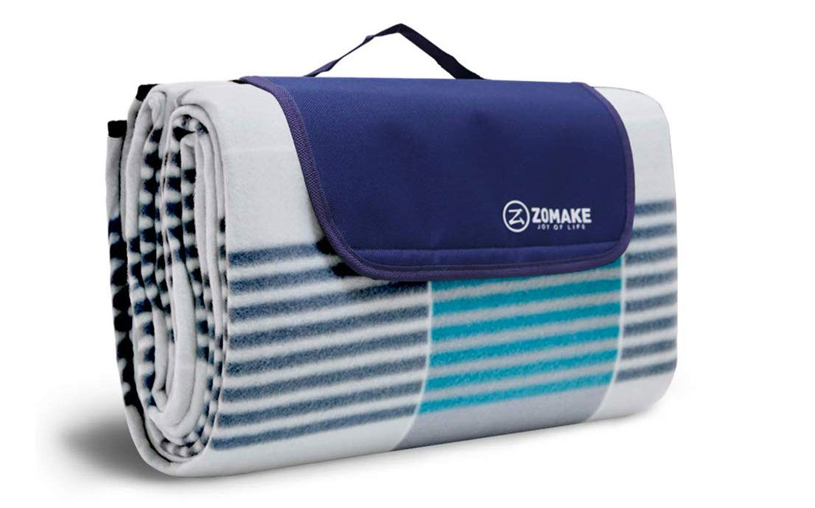 Packable picnic blanket