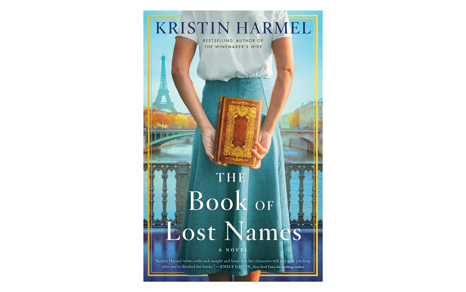 The Book of Lost Names book