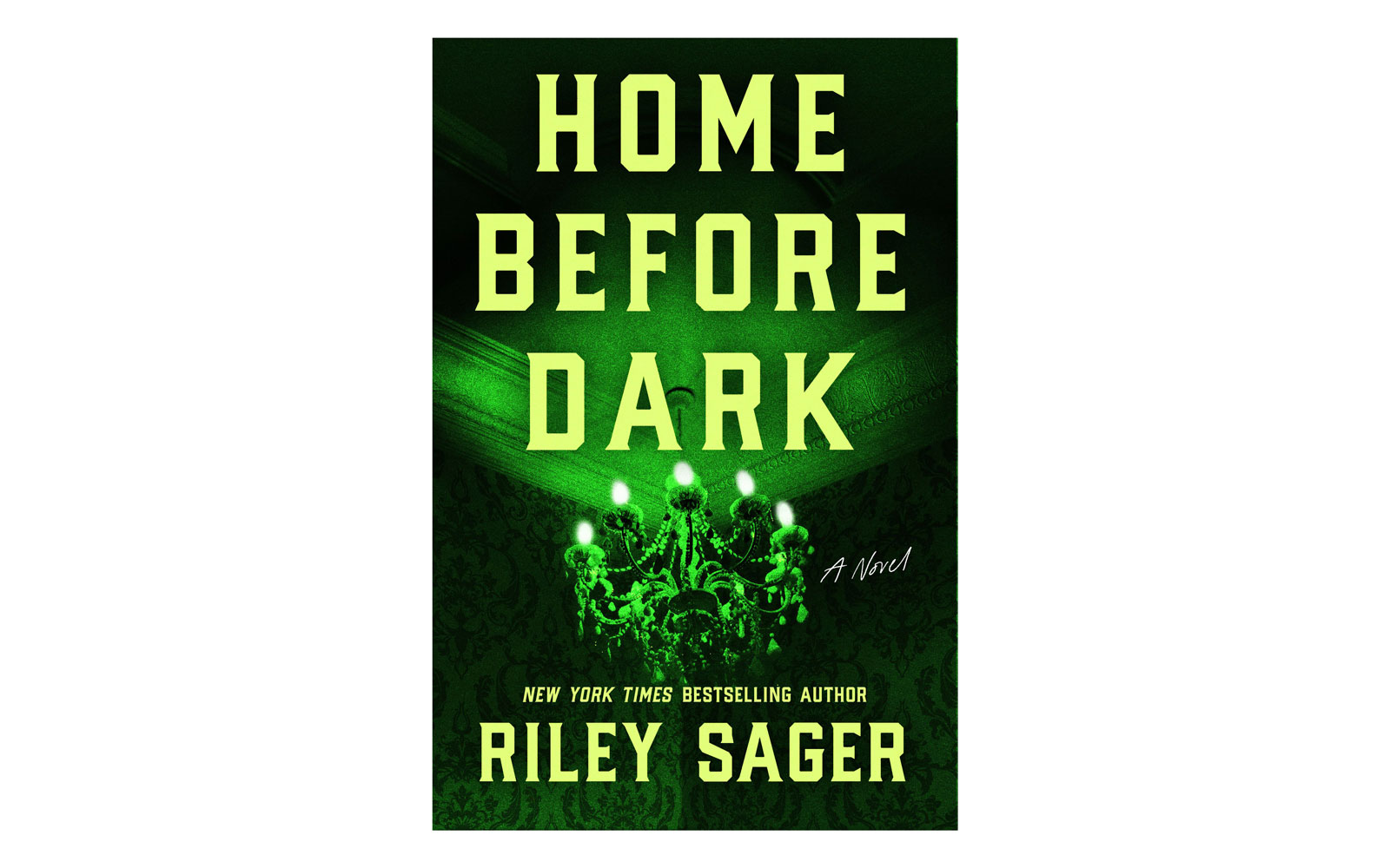 12.  Home Before Dark  by Riley Sager
