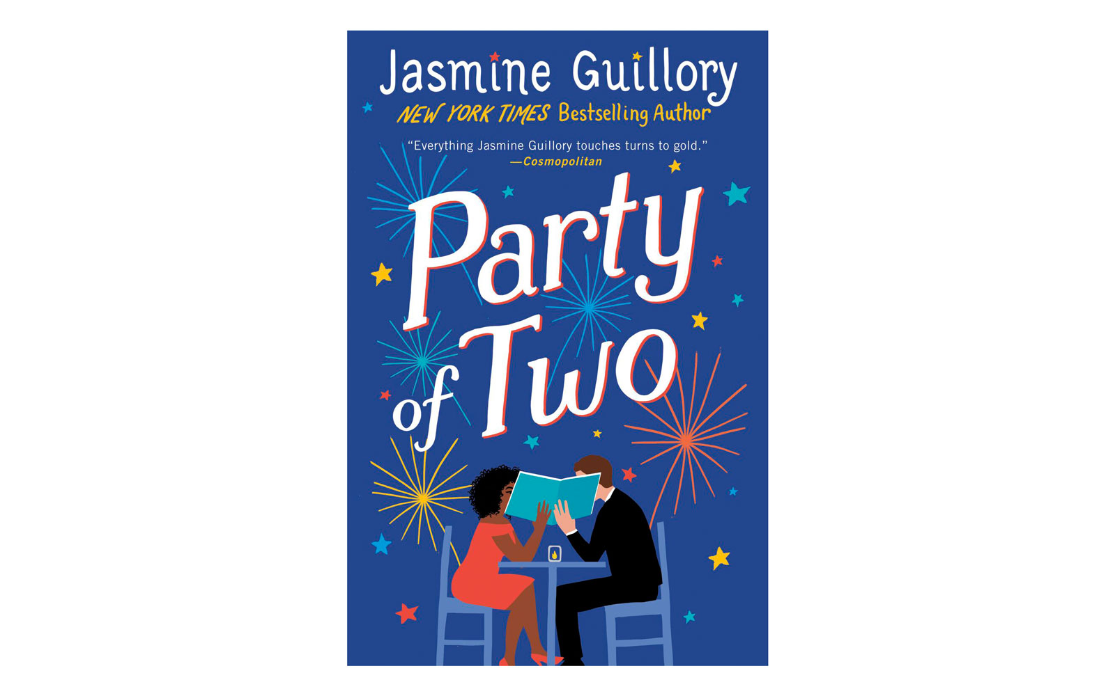 Party of Two book