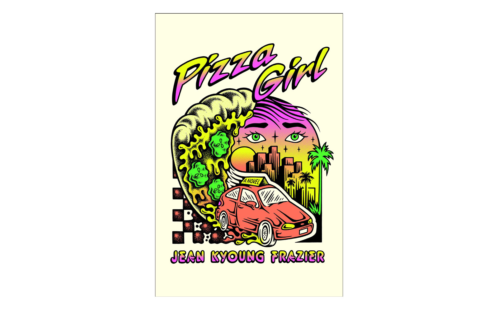 Pizza Girl book