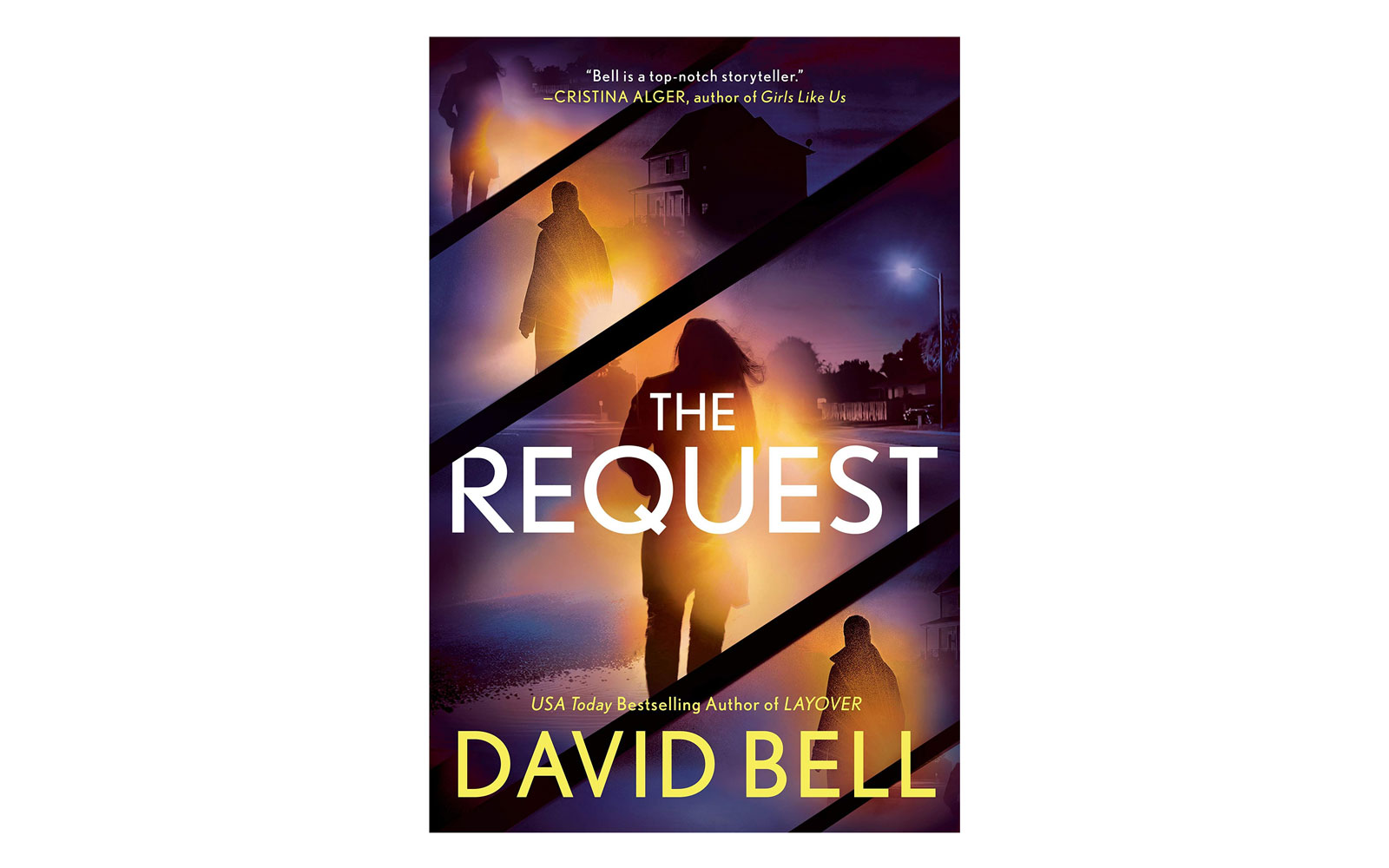 The Request book