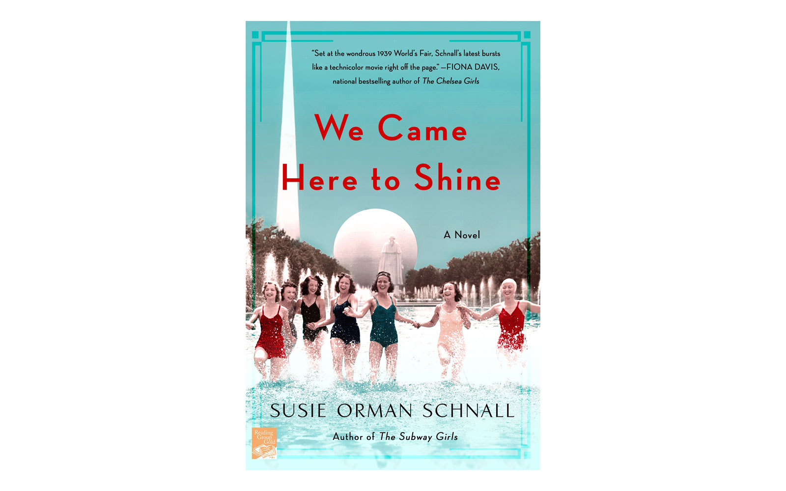 We Came Here to Shine book