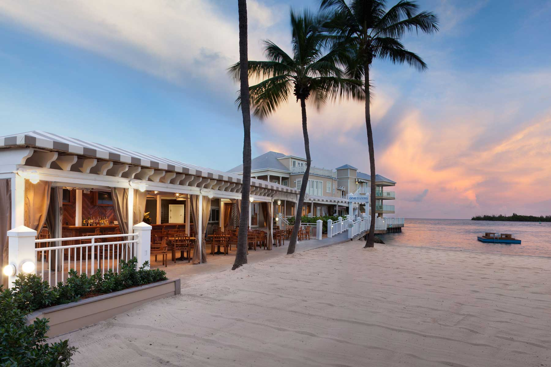 Pier House Resort & Spa in Key West, Florida