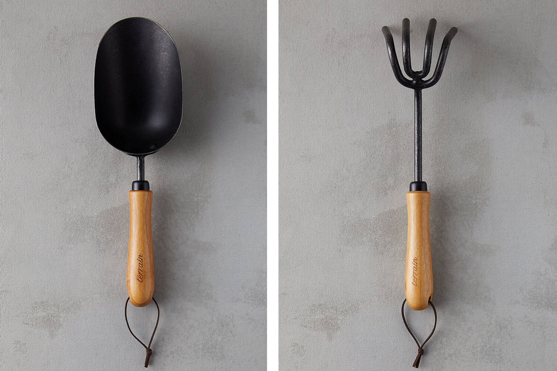 Small gardening shovel and tool