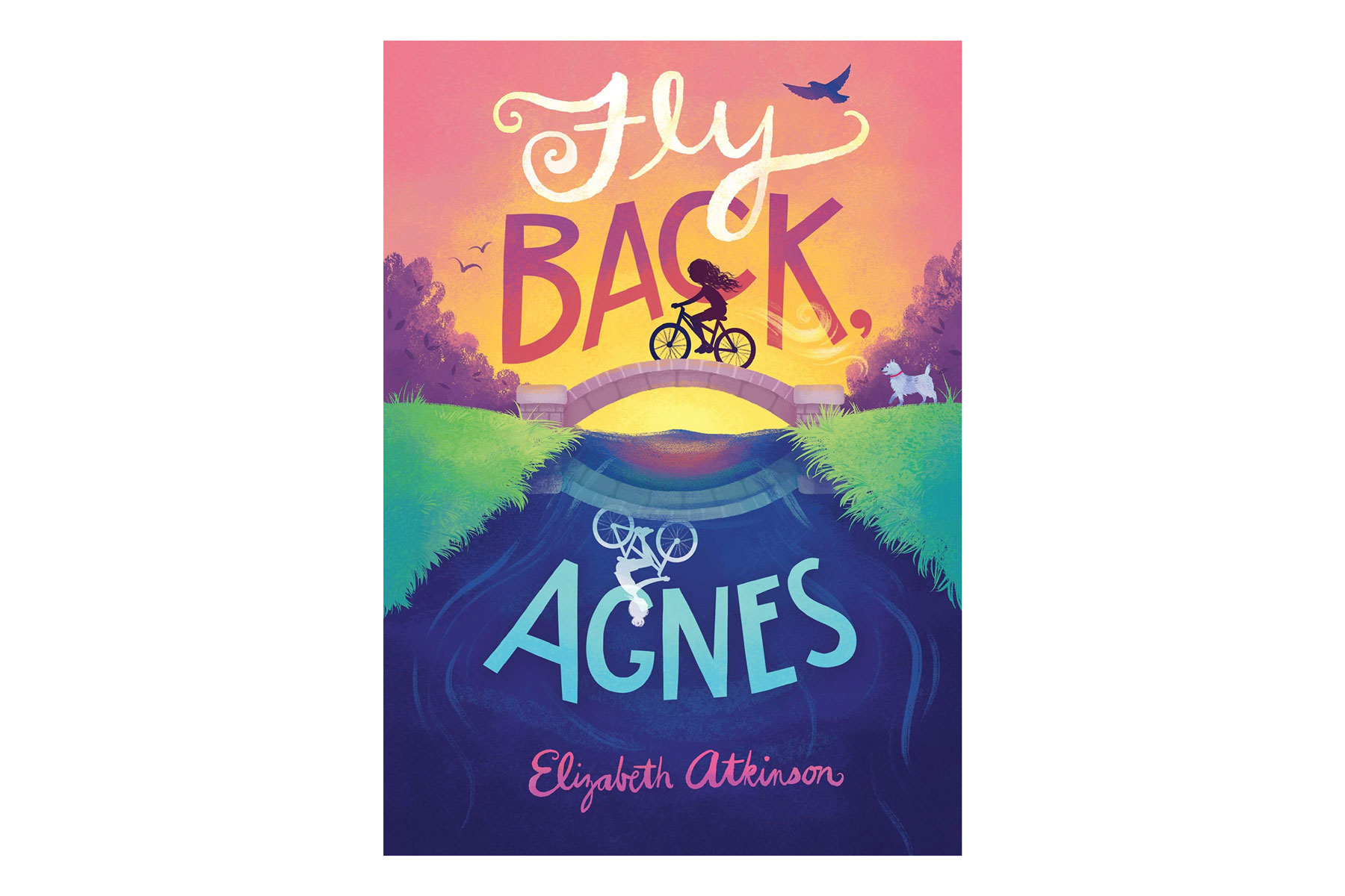 Fly Back, Agnes book