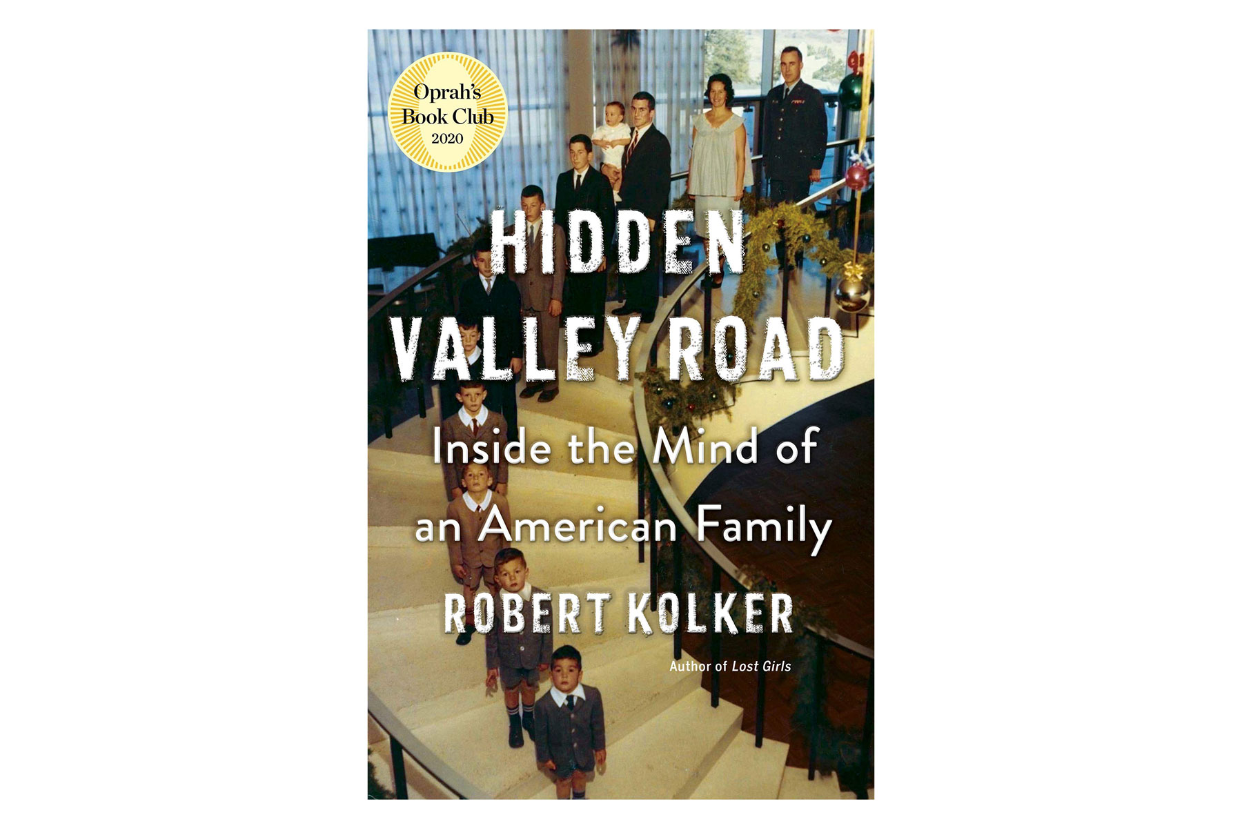 Hidden Valley Road book