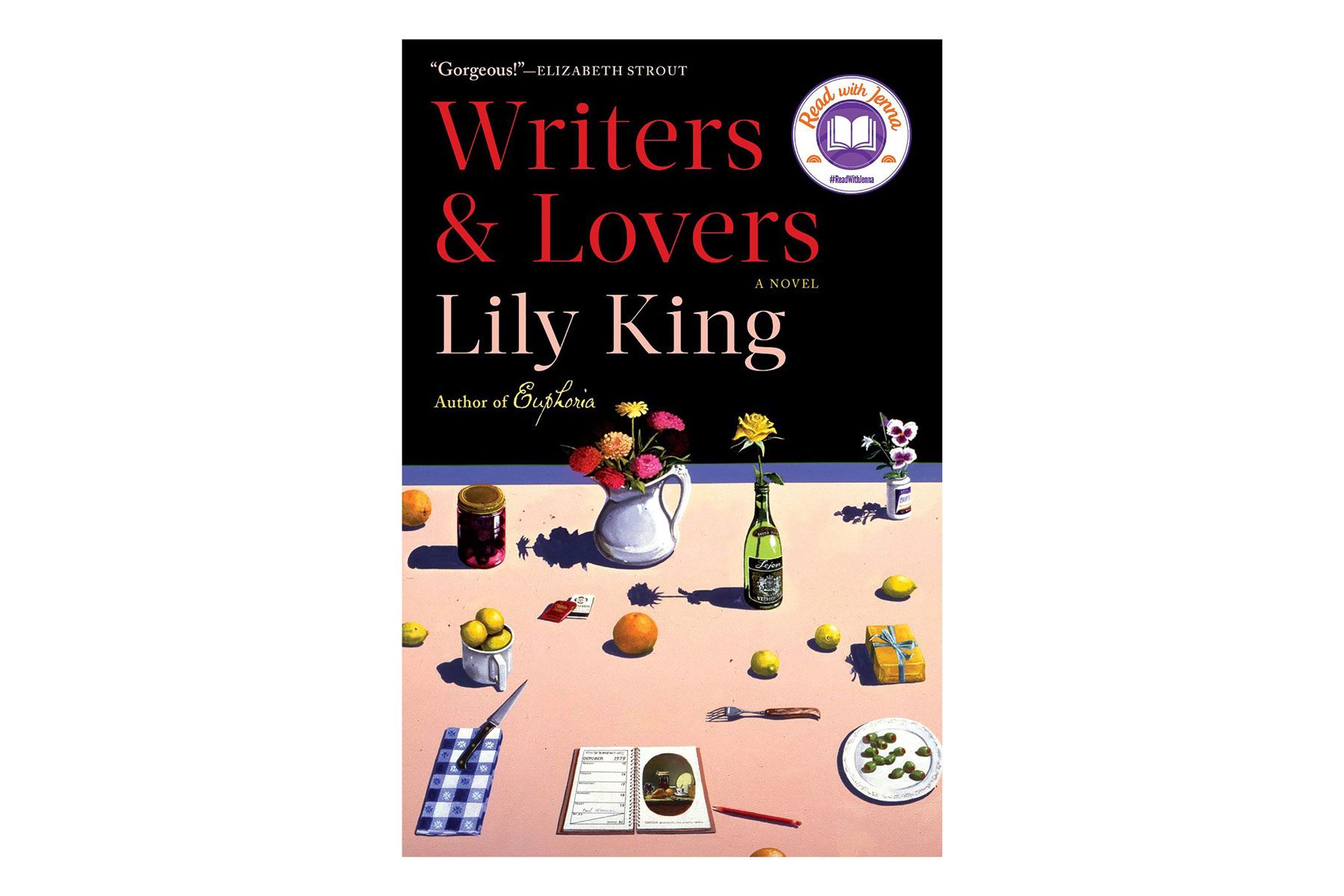 Writer & Lovers book