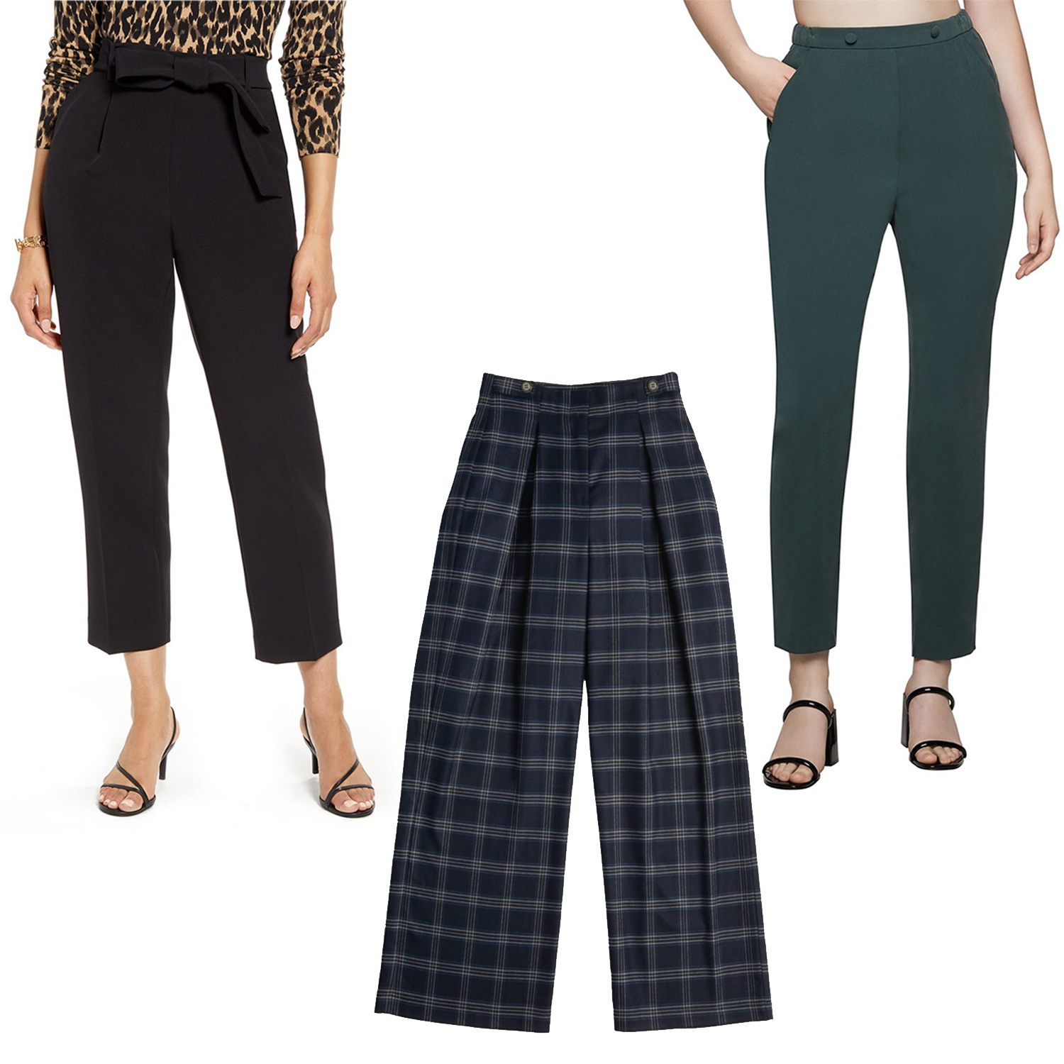 Nordstrom Pants Collages