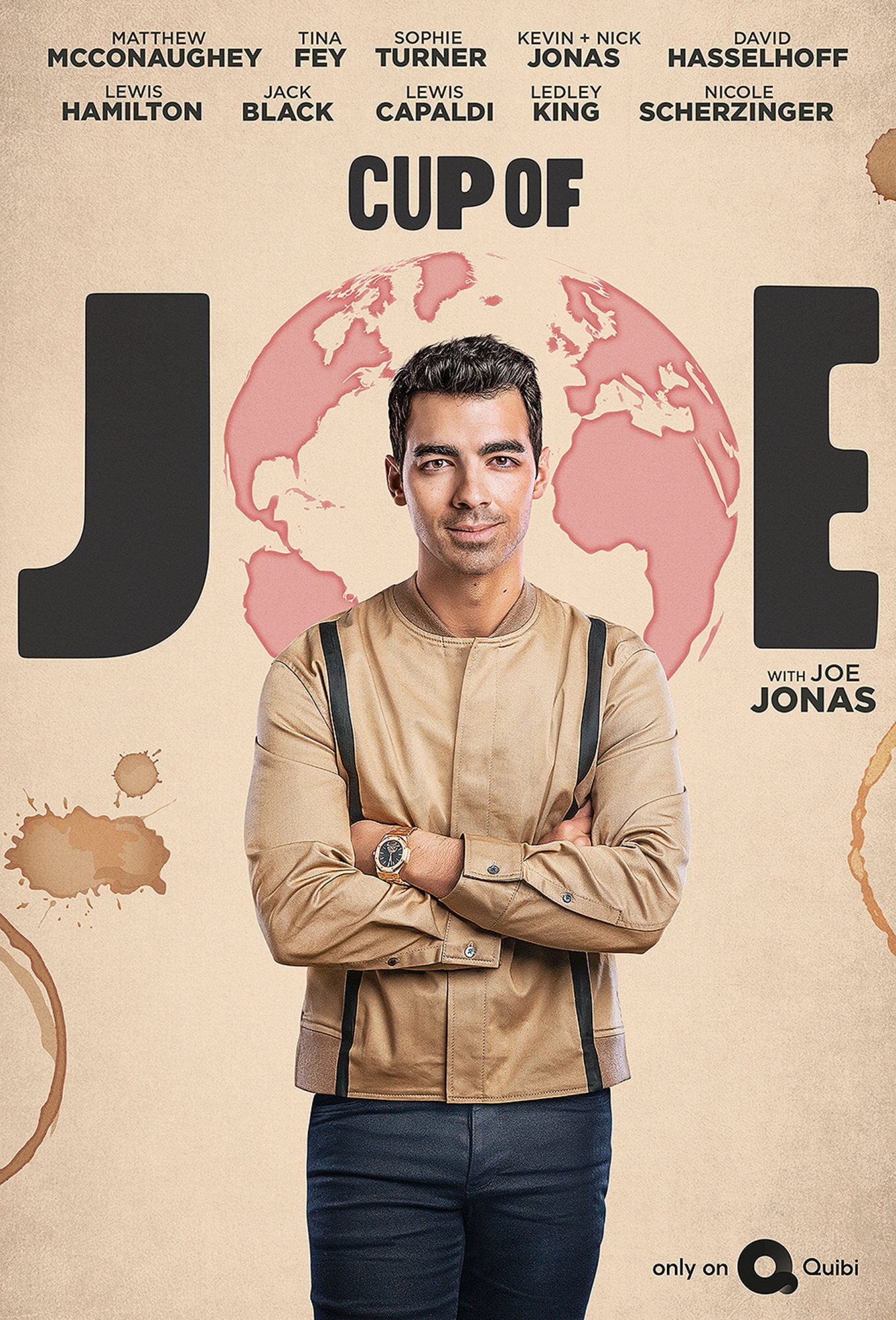 Cup of Joe promotional poster