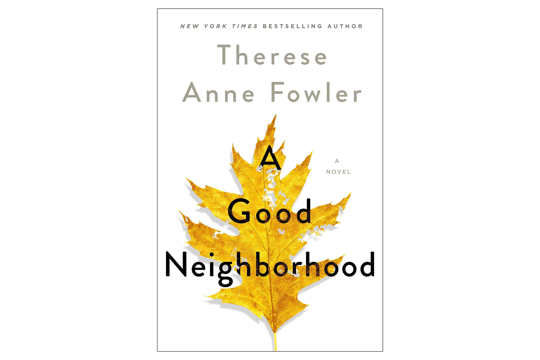 A Good Neighborhood Book