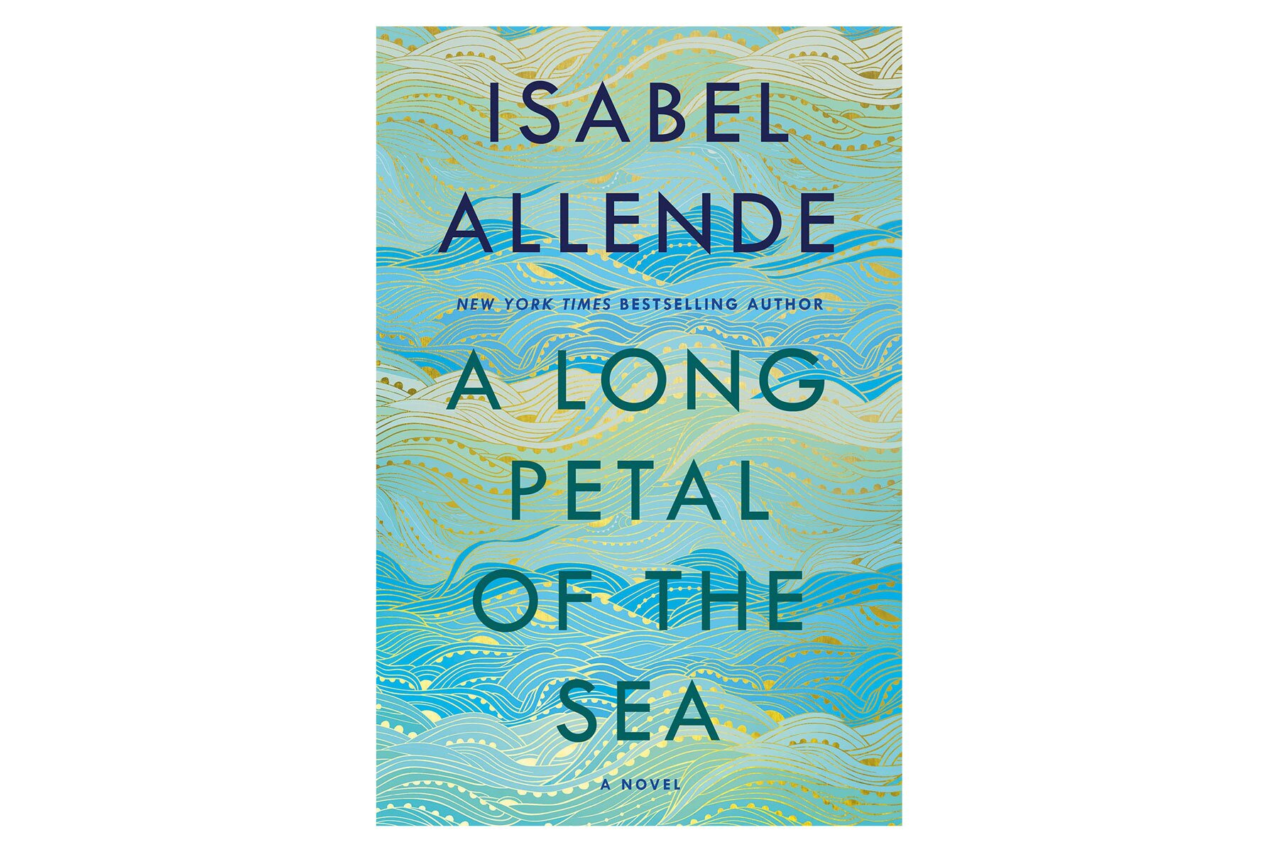 A Long Petal of the Sea book