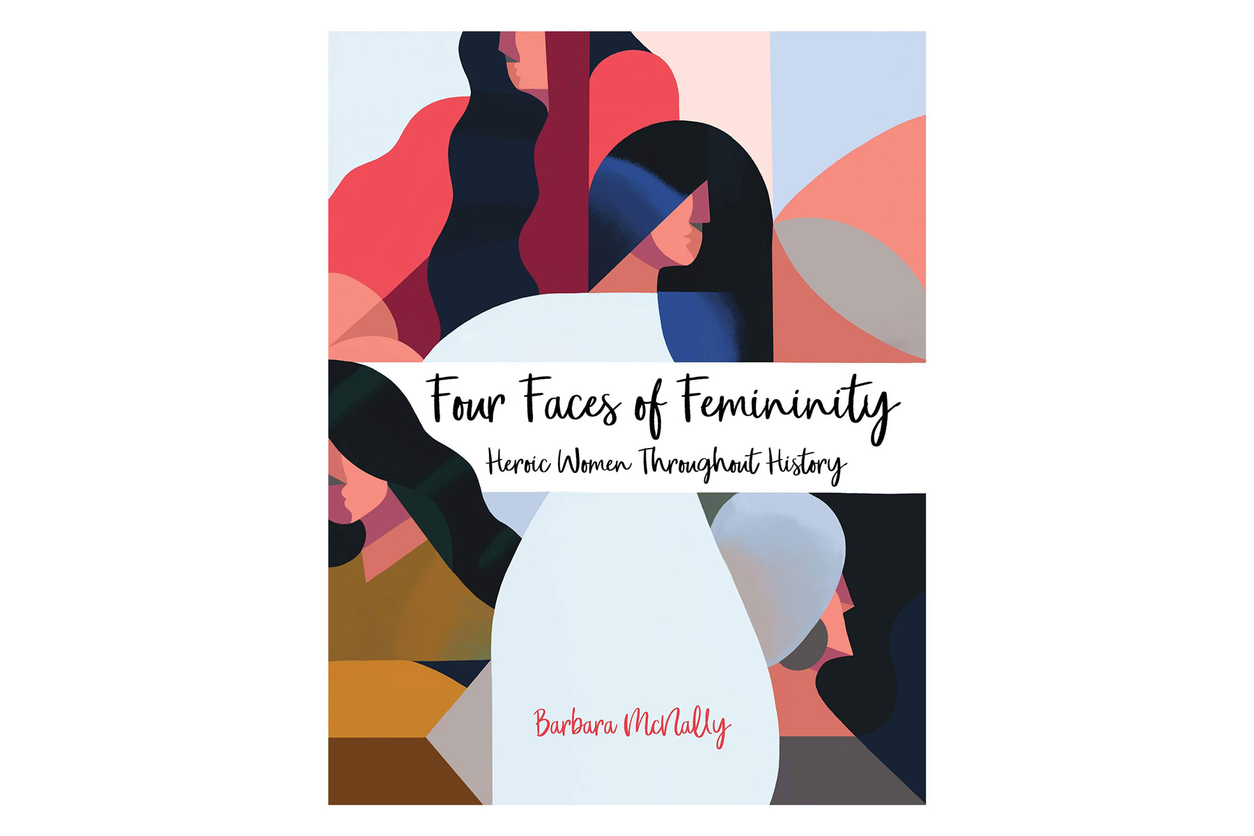 Four Faces of Femininity book