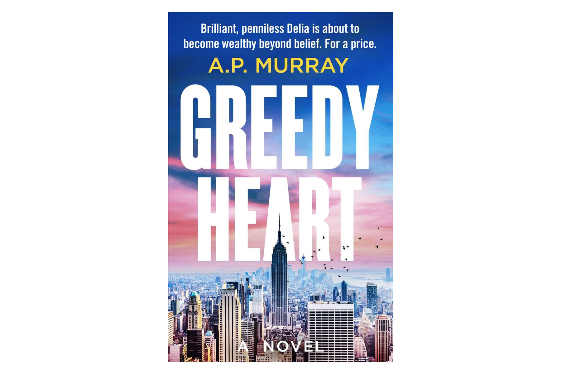 Greedy Heart book
