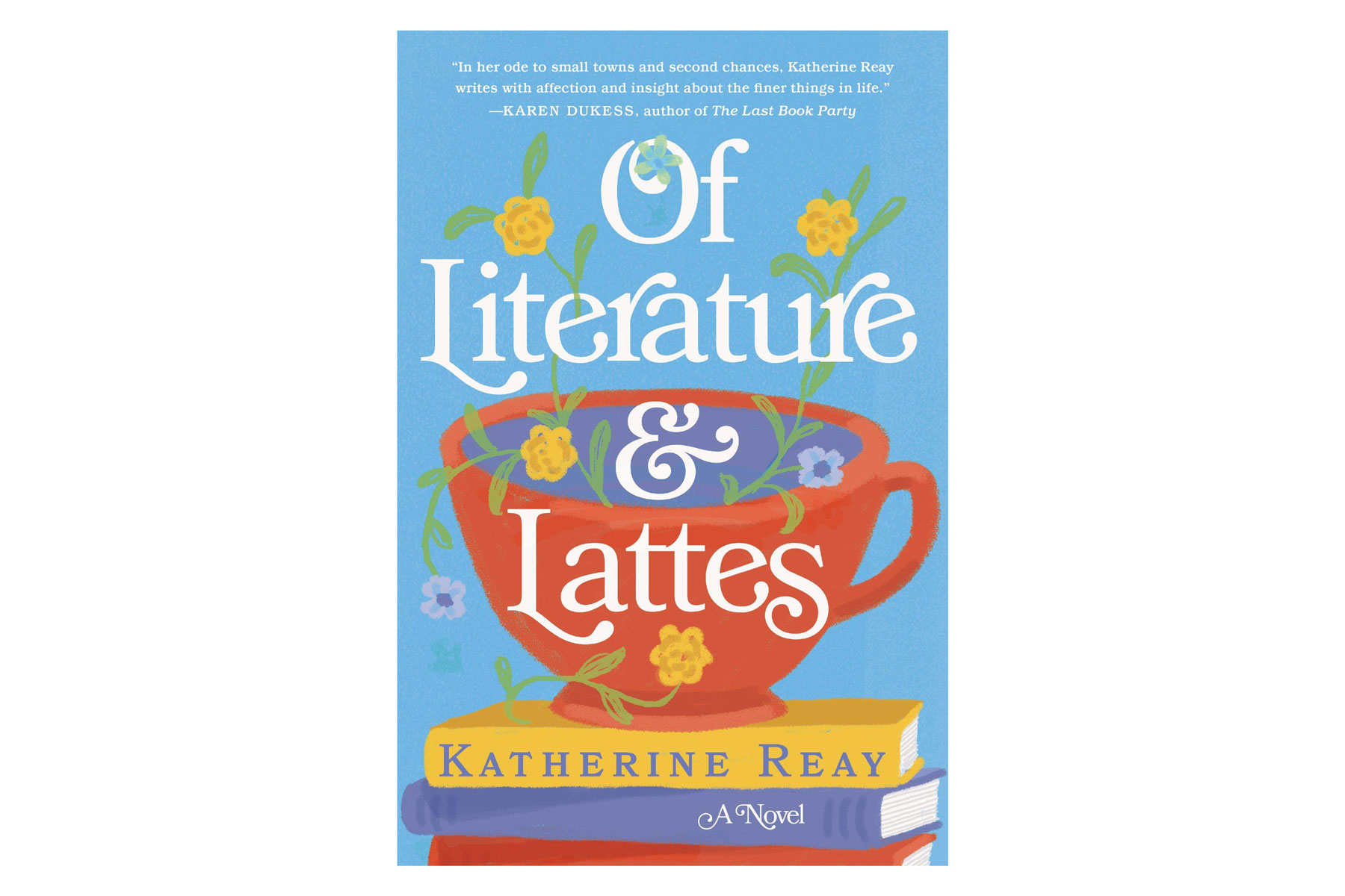 Of Literature and Lattes book