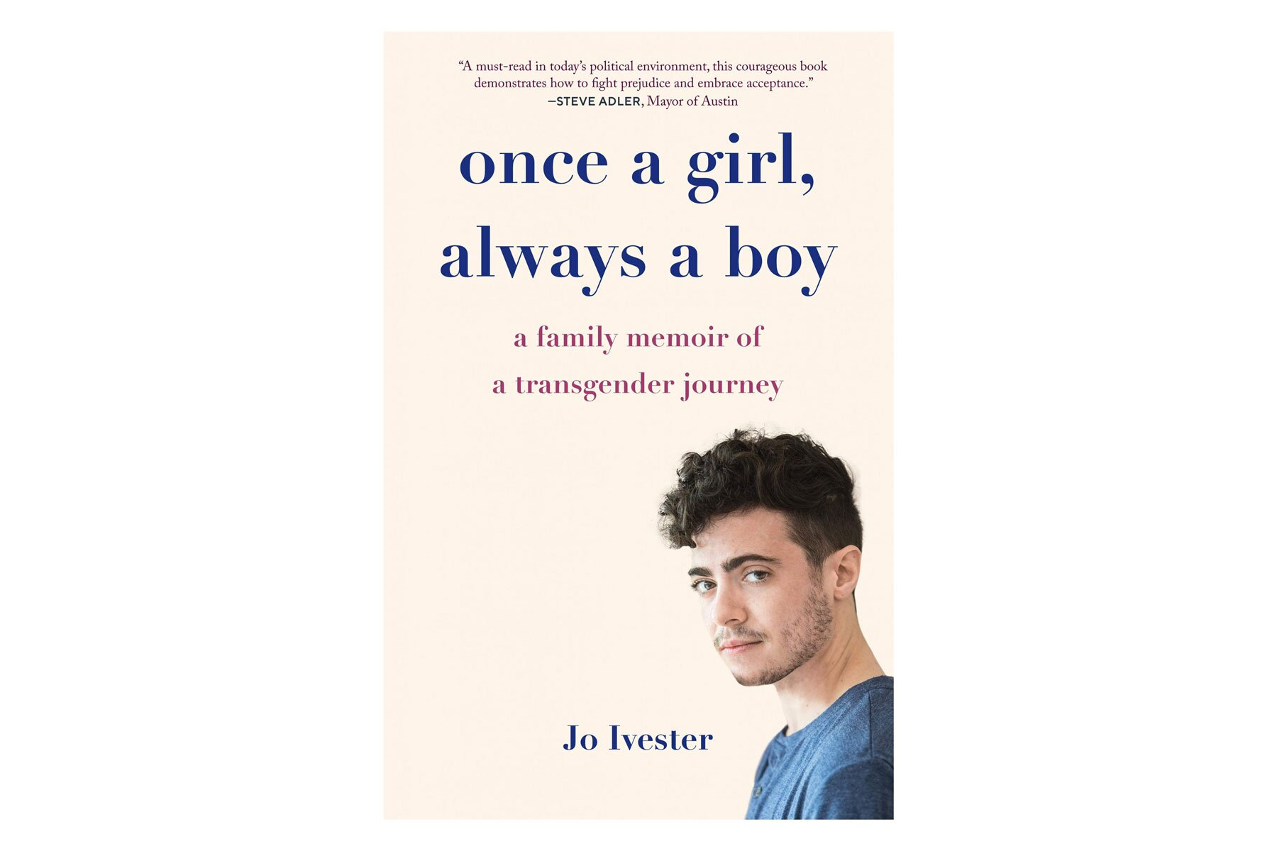 Once a Girl, Always a Boy book
