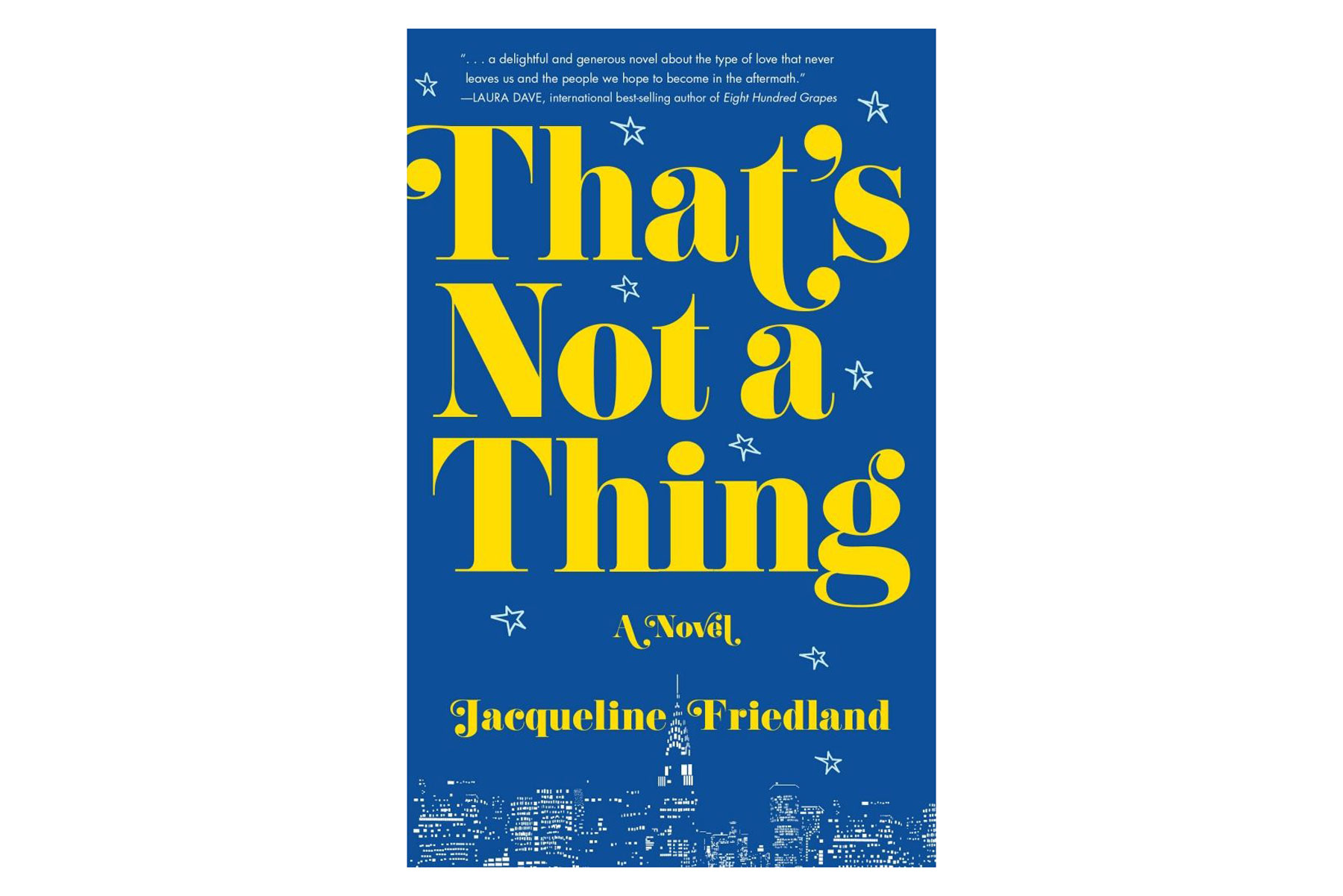 That's Not a Thing book