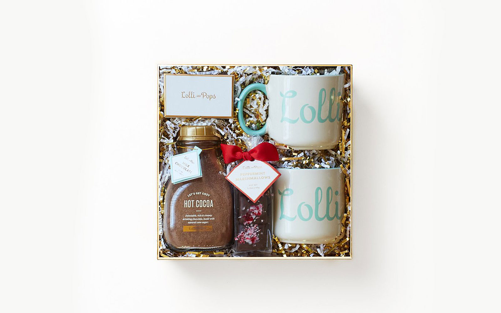 New Year's Party Hostess Gifts