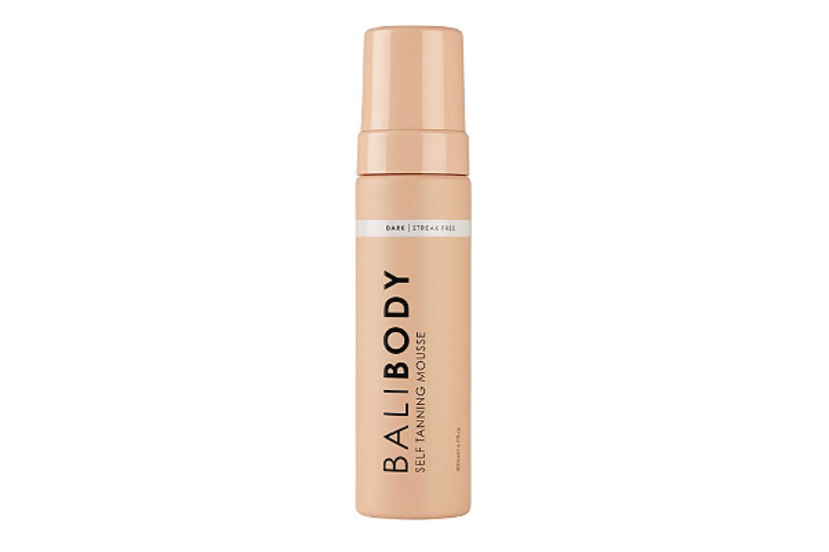 Bali Body Self-tanning Mousse: Hawaii