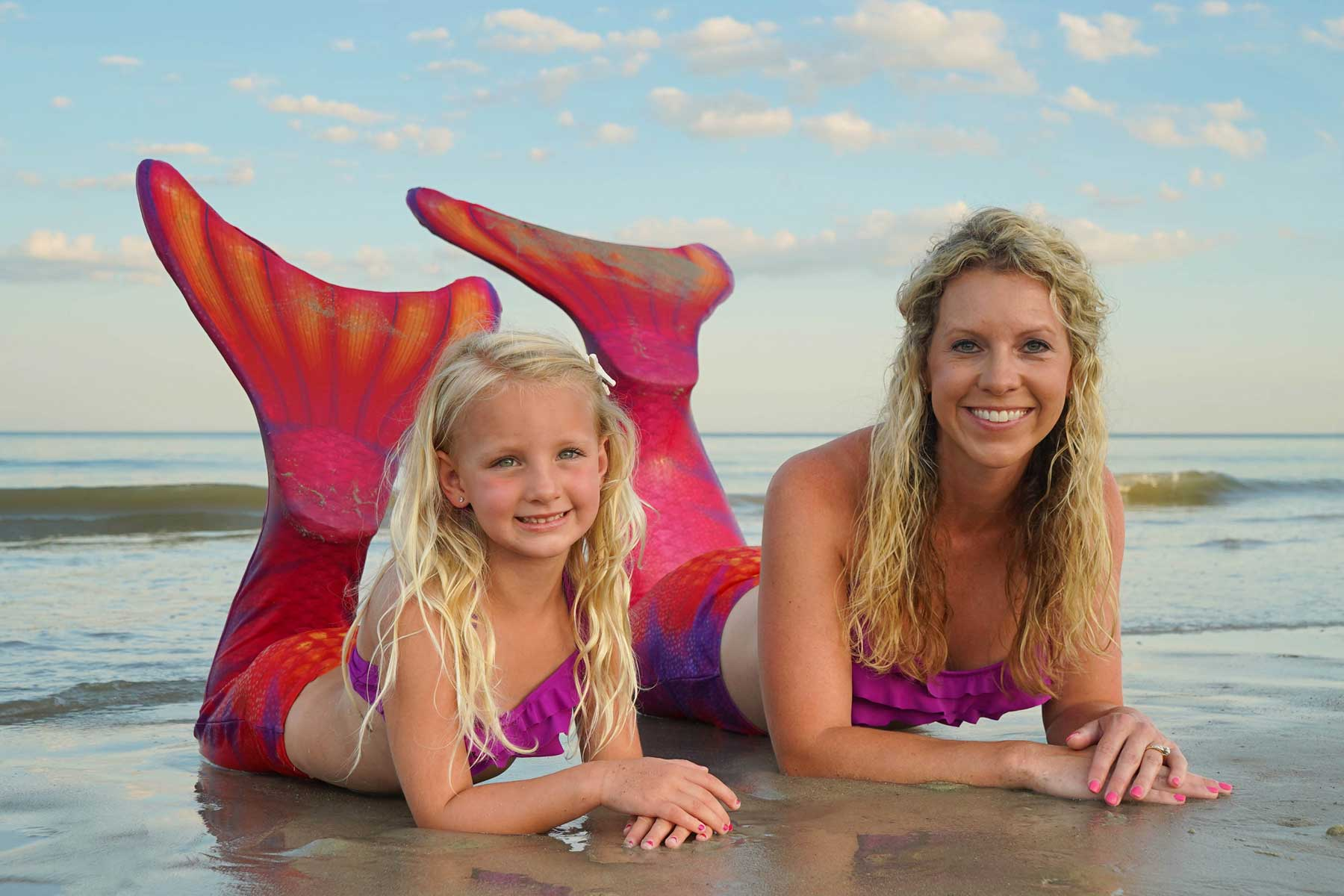 Mermaids in Hilton Head