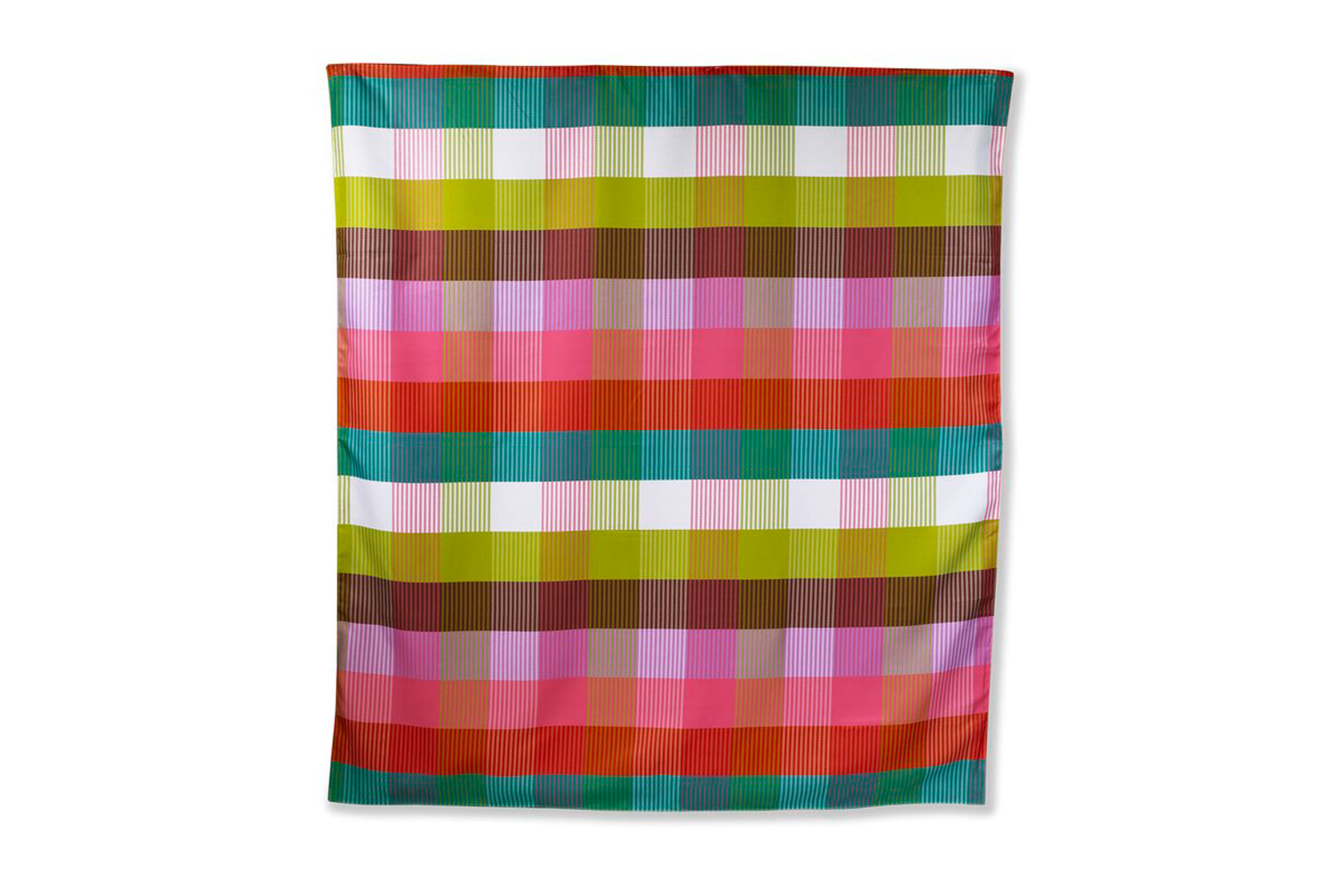 must-colored plaid picnic blanket