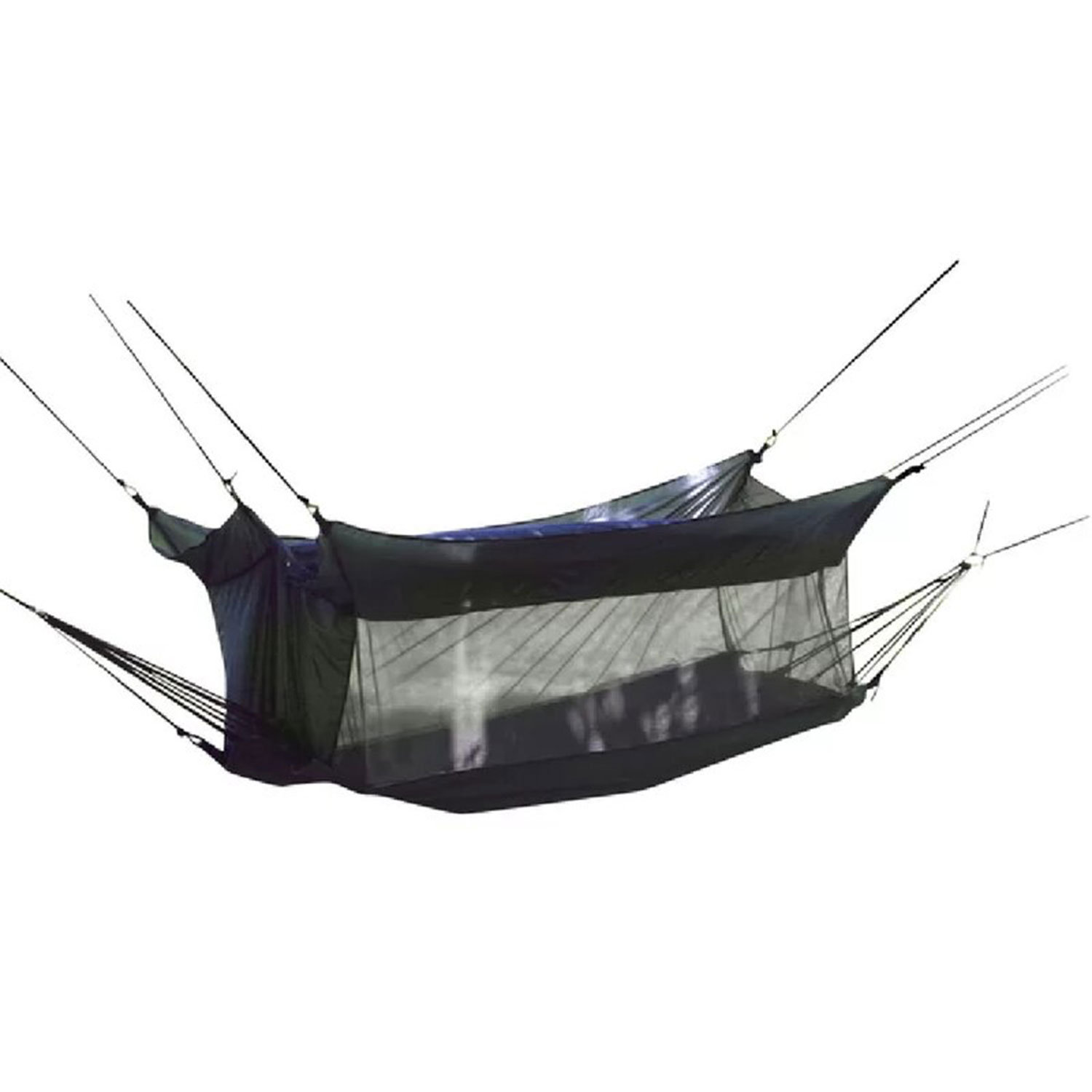 Avenelle Wilderness Canvas and Nylon Camping Hammock