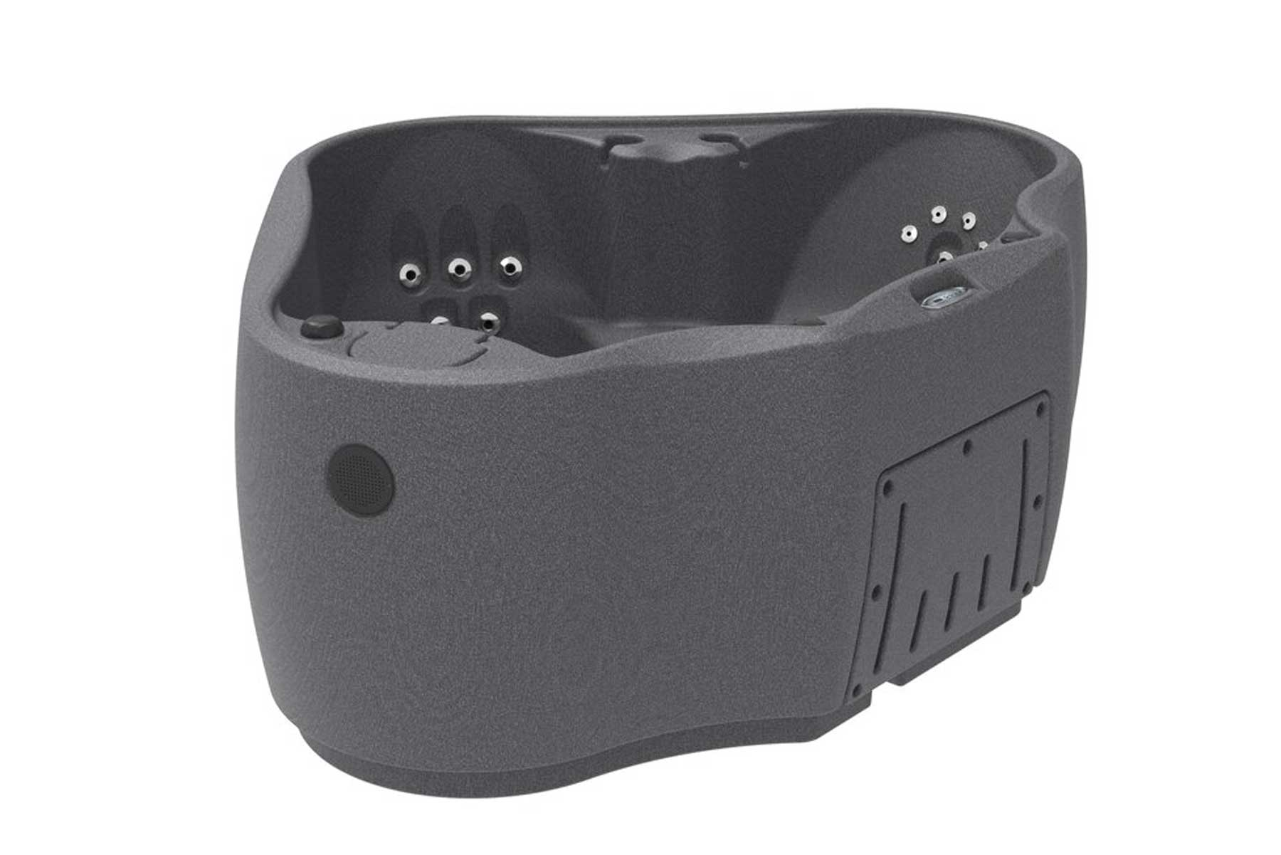 Premium 300 2-Person 20-Jet Plug and Play Hot Tub with Stainless Steel Heater