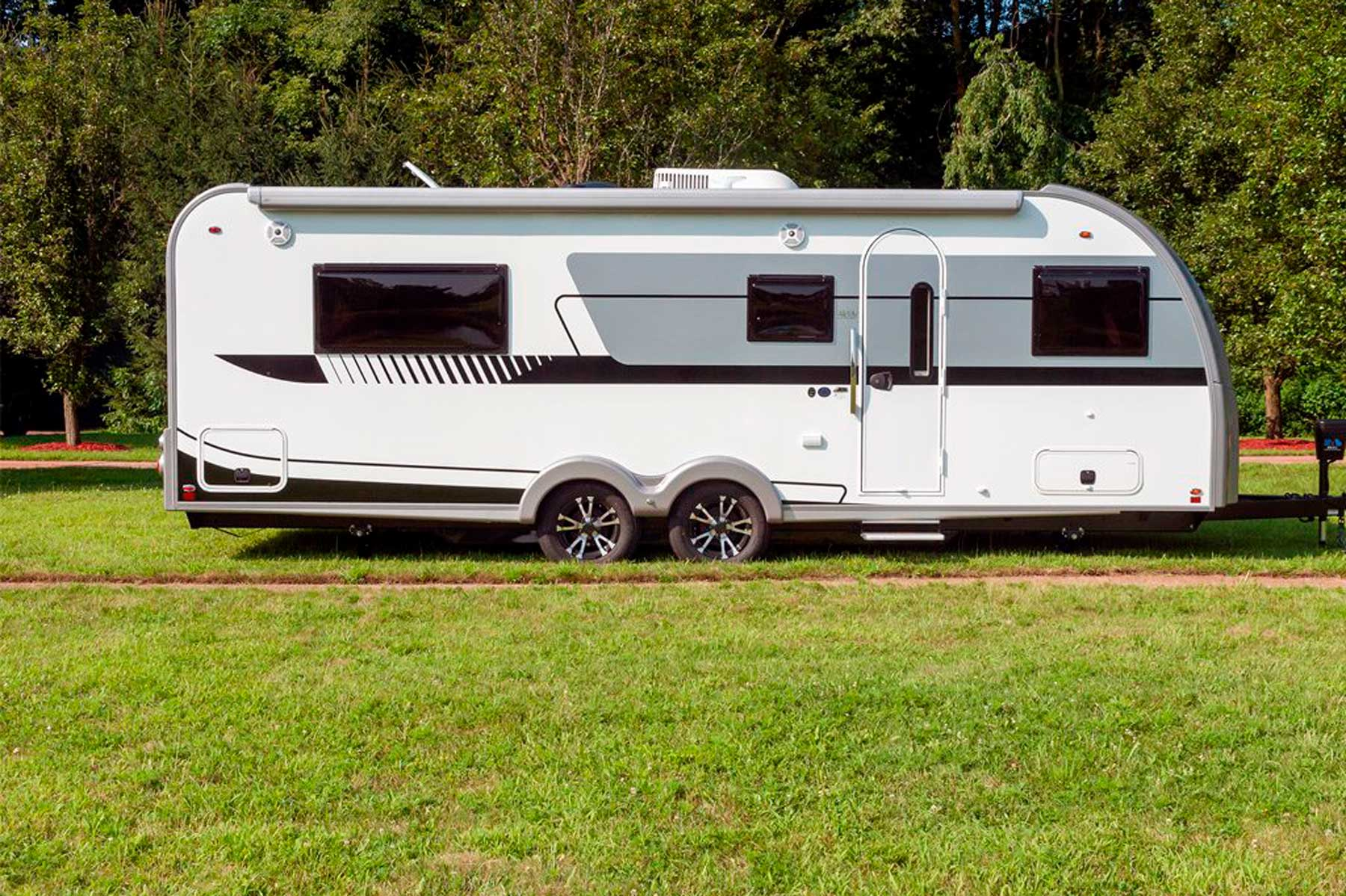 Avia Travel Trailer by nuCamp RV