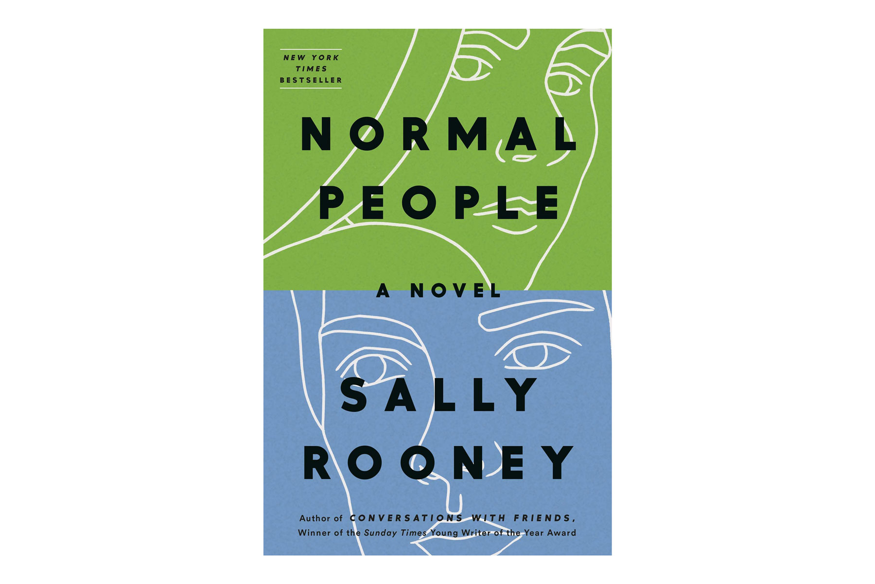 """Normal People"" book"