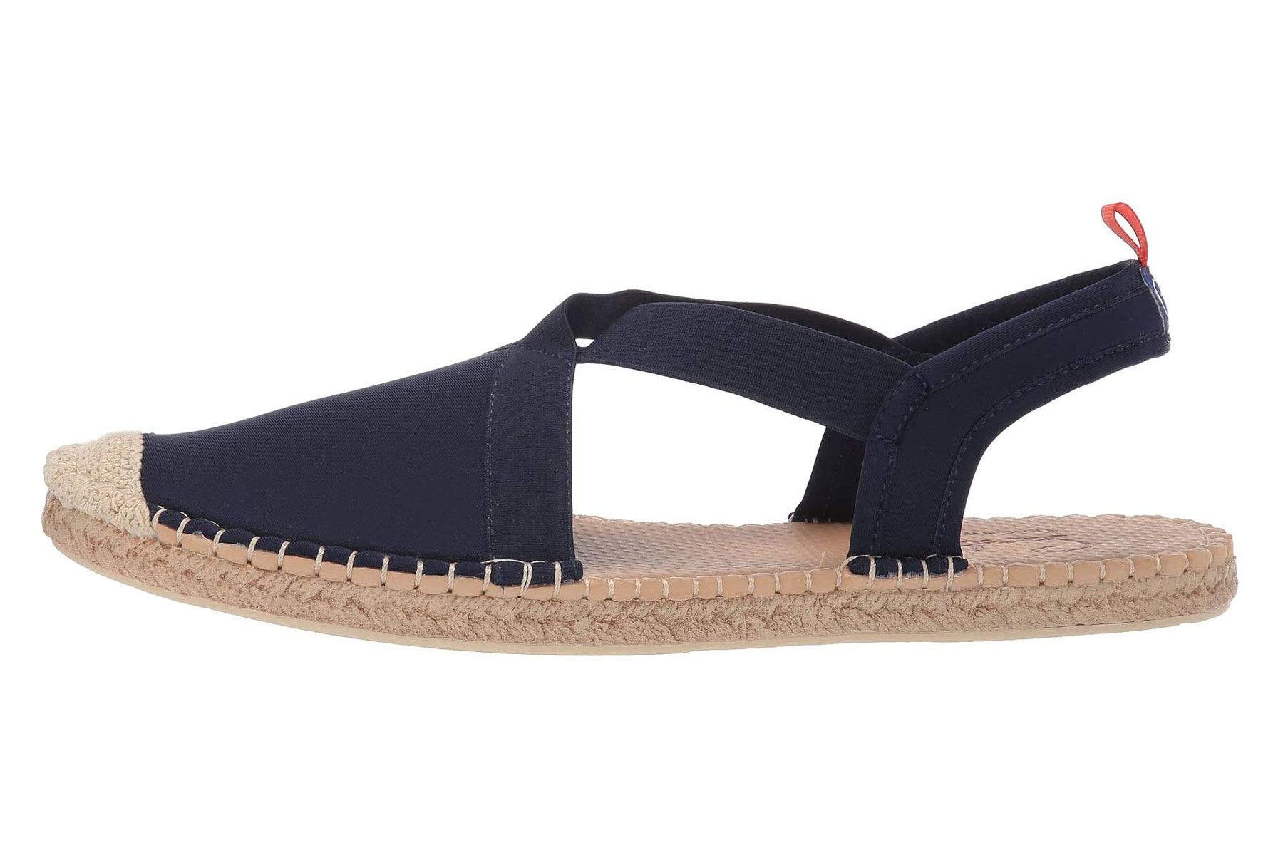 Sea Star Beachwear Slingback Espadrille Water Shoes
