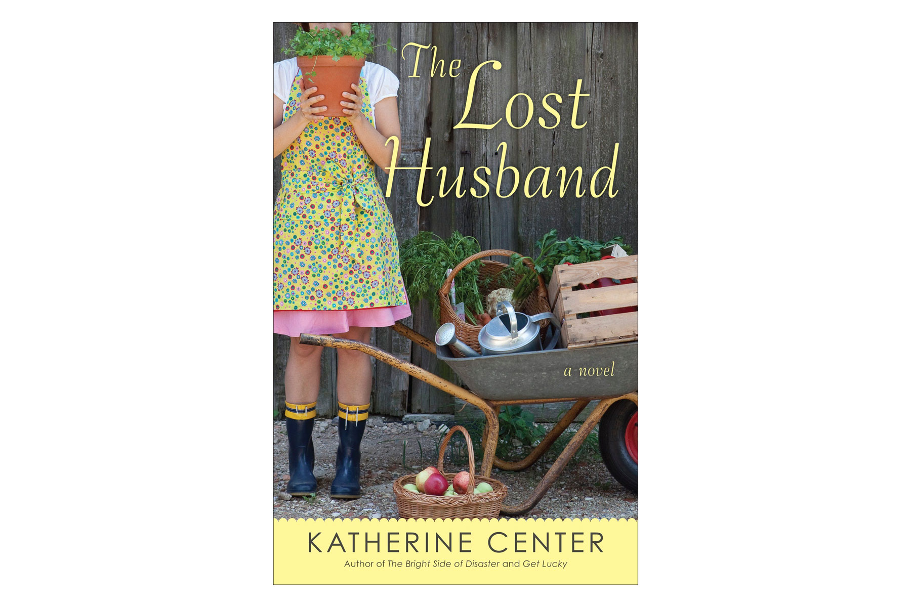 """The Lost Husband"" book"