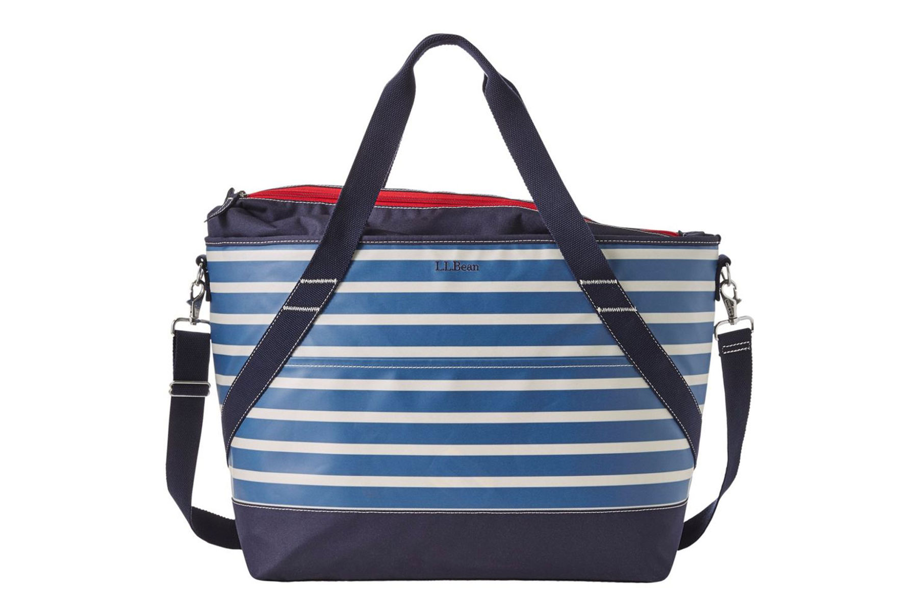 For beach picnics, an insulated tote that will keep your food nice and cool is an absolute must.To buy: llbean.com, $79