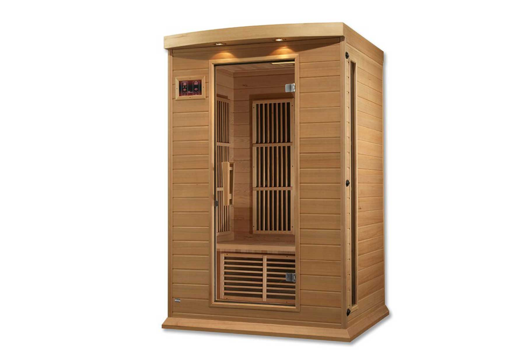 Dynamic Infrared Maxxus Series 2 Person Low EMF FAR Infrared Sauna